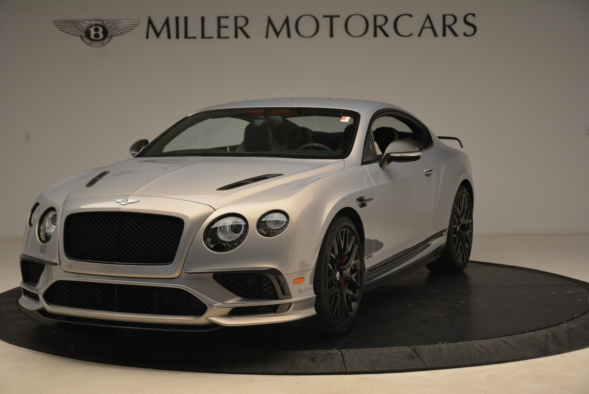 Used 2017 Bentley Continental GT Supersports For Sale In Westport, CT 2206_main