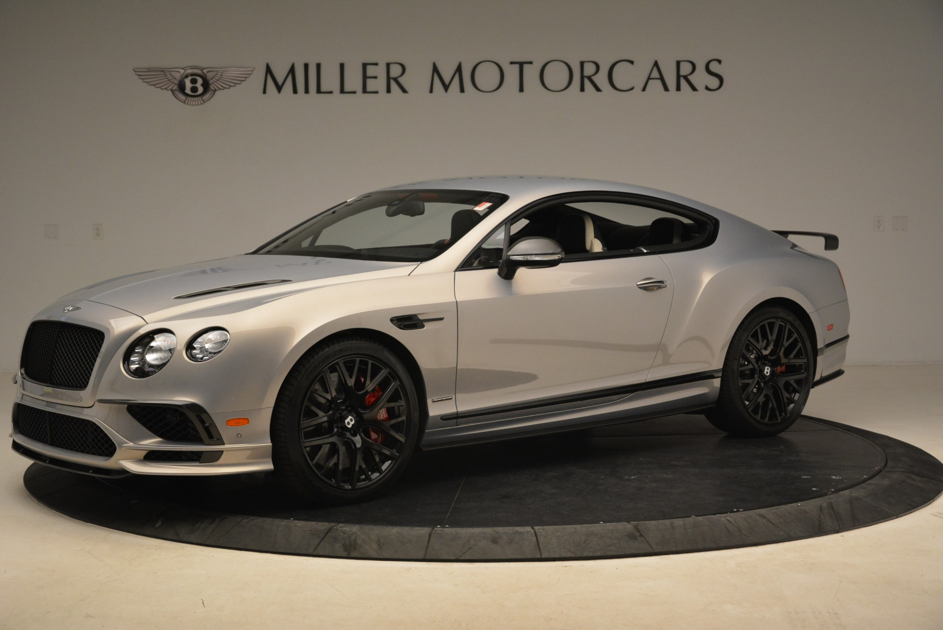 Used 2017 Bentley Continental GT Supersports For Sale In Westport, CT 2206_p2