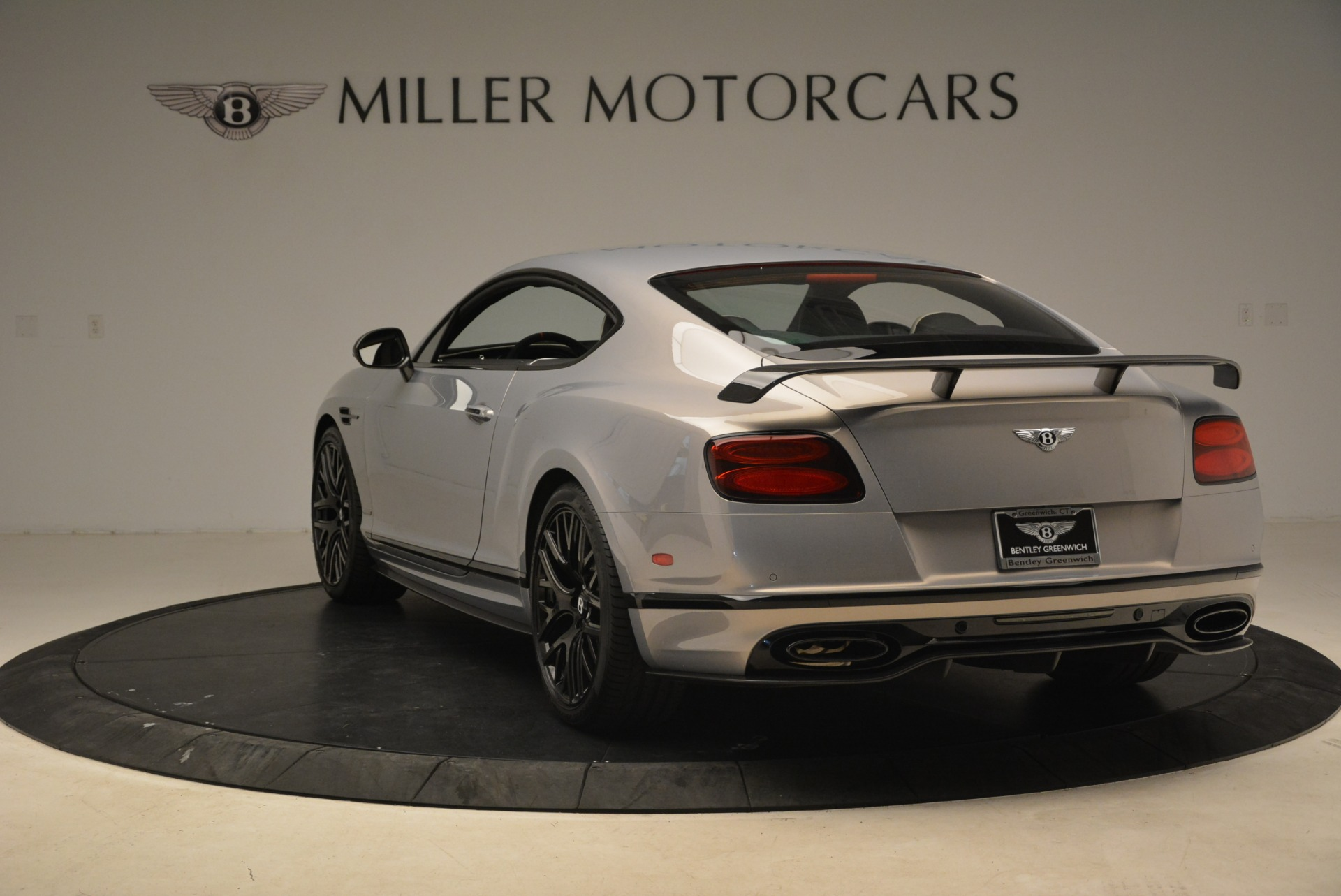Used 2017 Bentley Continental GT Supersports For Sale In Westport, CT 2206_p5