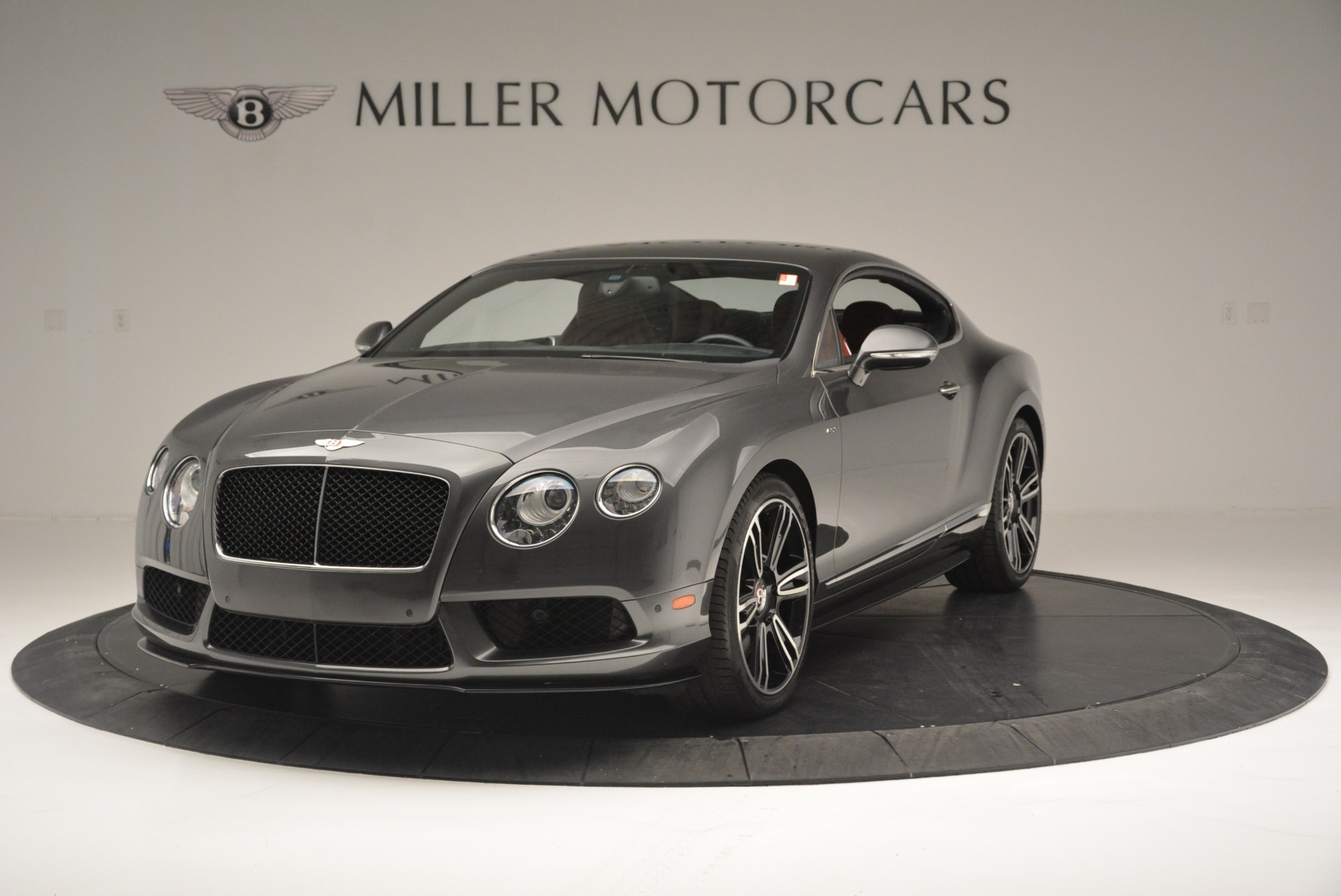 Used 2015 Bentley Continental GT V8 S For Sale In Westport, CT 2207_main