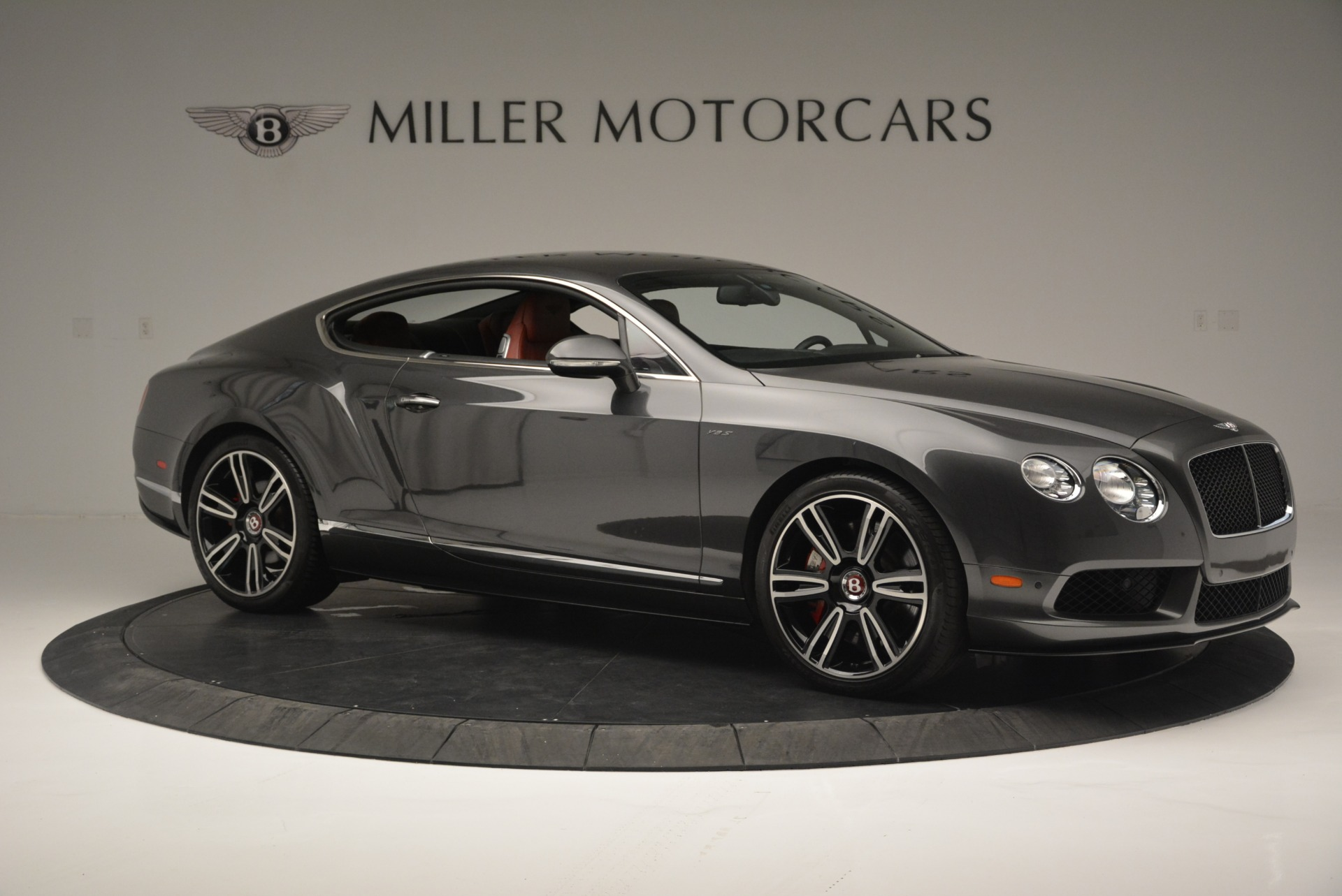 Used 2015 Bentley Continental GT V8 S For Sale In Westport, CT 2207_p10