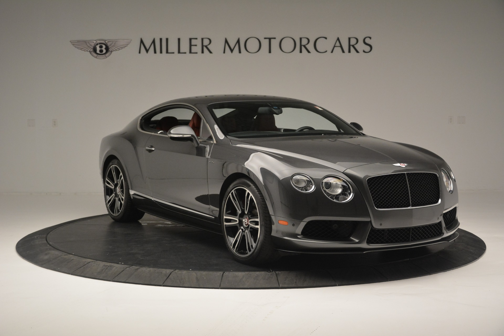 Used 2015 Bentley Continental GT V8 S For Sale In Westport, CT 2207_p11