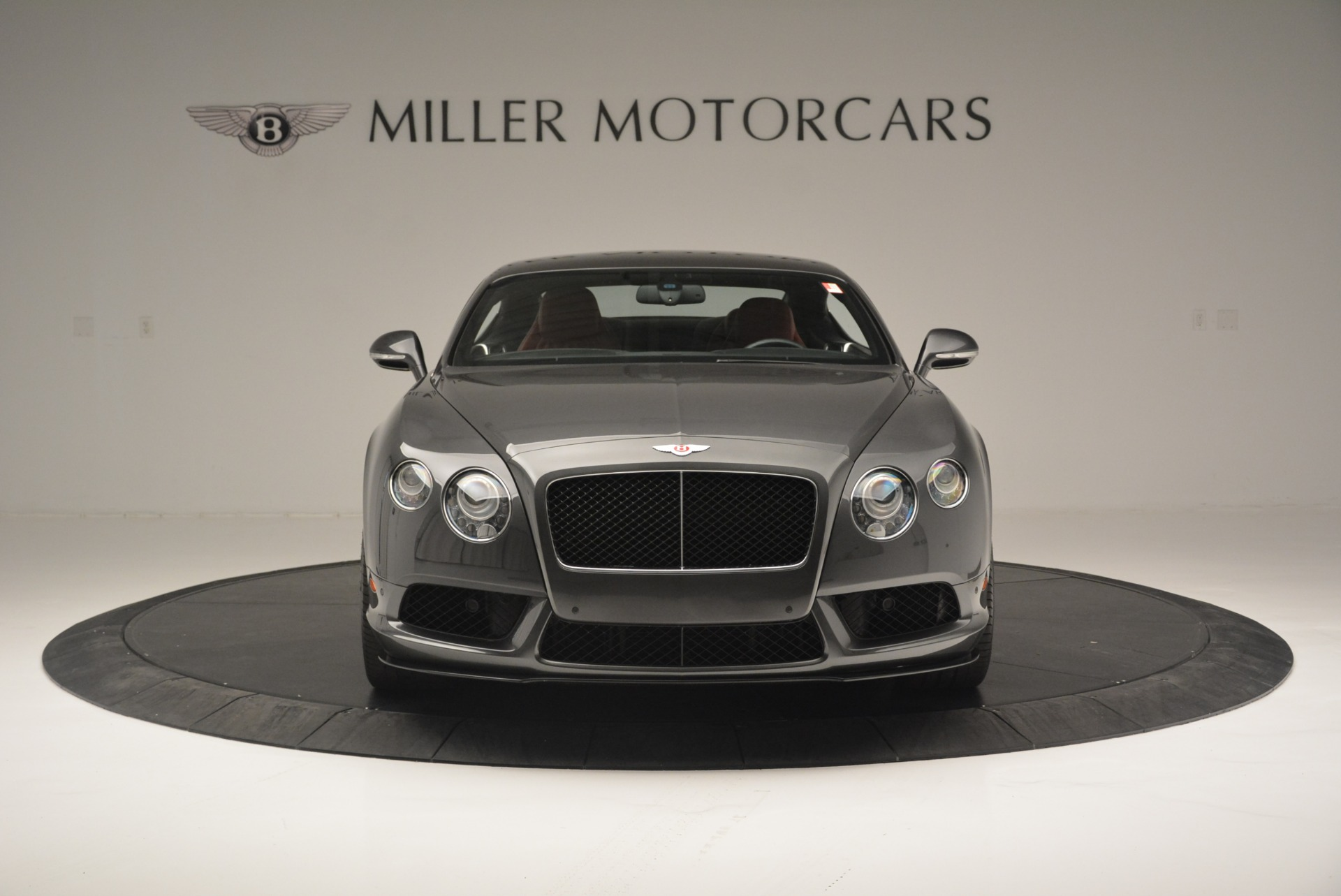 Used 2015 Bentley Continental GT V8 S For Sale In Westport, CT 2207_p12
