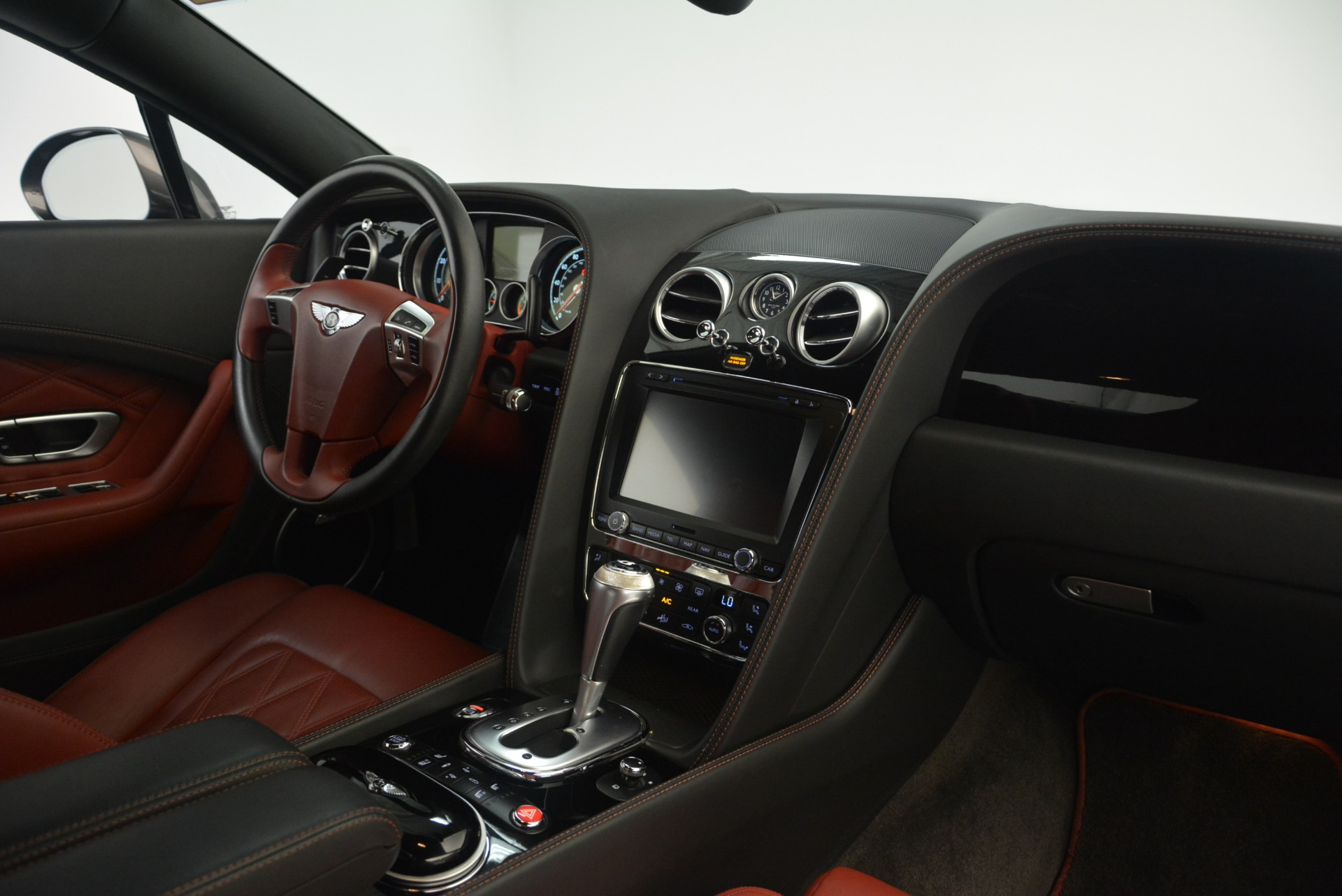Used 2015 Bentley Continental GT V8 S For Sale In Westport, CT 2207_p25