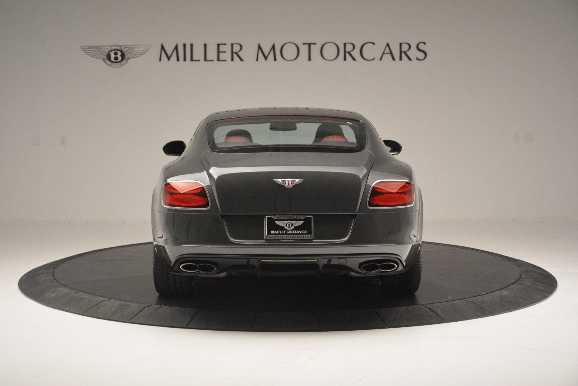 Used 2015 Bentley Continental GT V8 S For Sale In Westport, CT 2207_p6