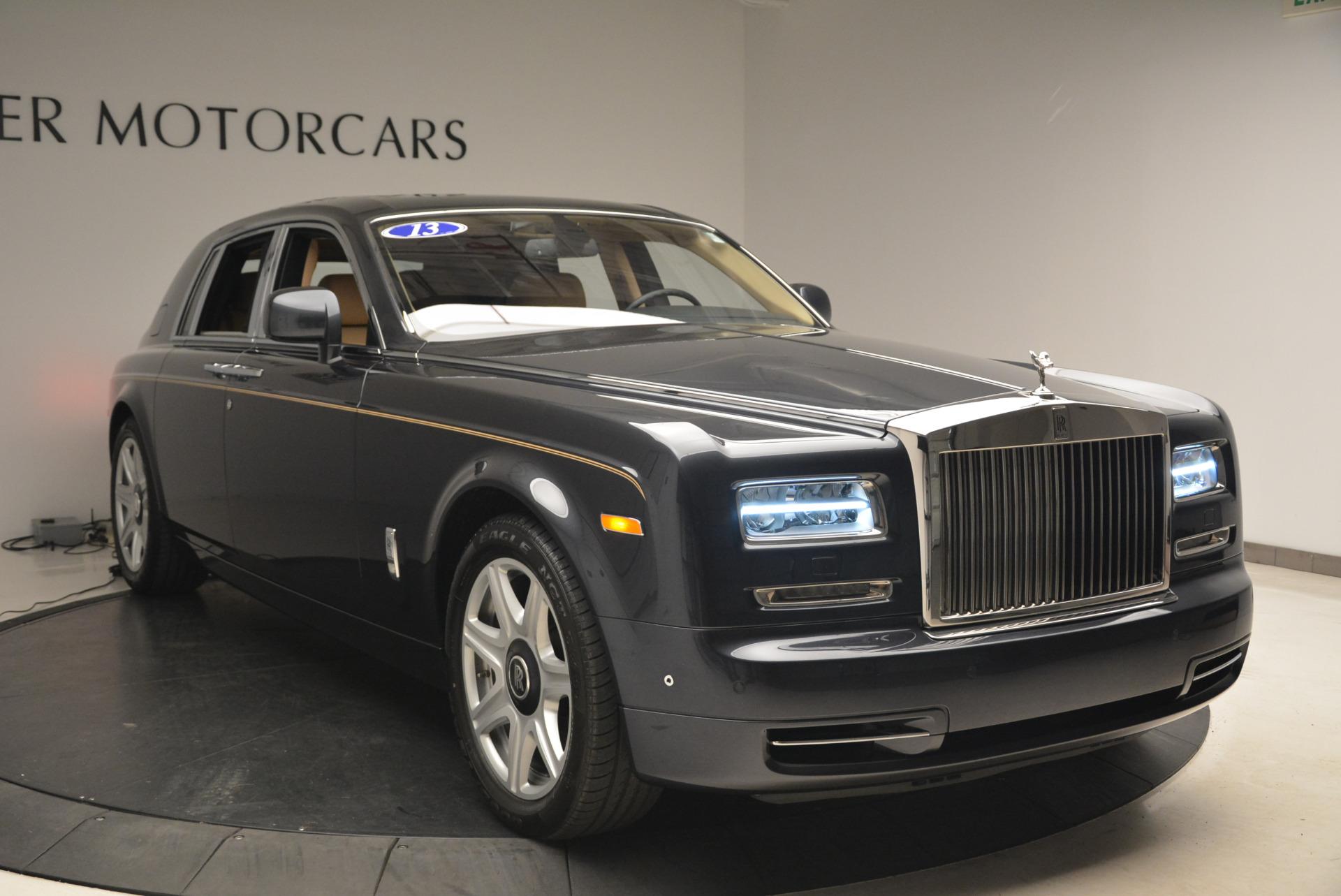 Used 2013 Rolls-Royce Phantom  For Sale In Westport, CT 2208_p2