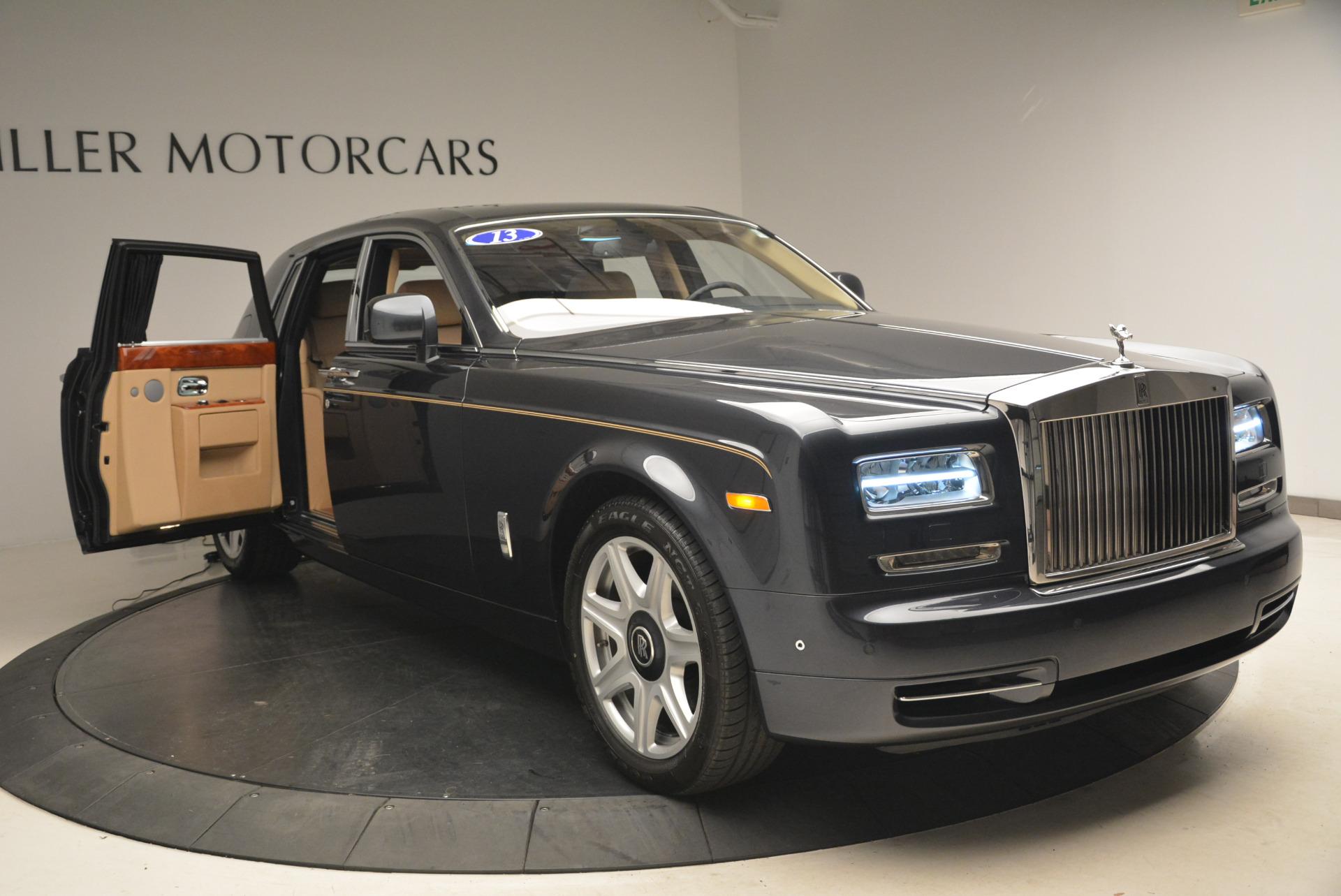 Used 2013 Rolls-Royce Phantom  For Sale In Westport, CT 2208_p5