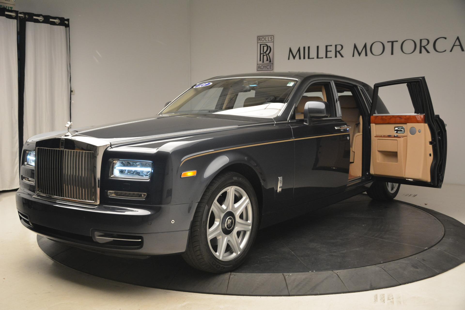 Used 2013 Rolls-Royce Phantom  For Sale In Westport, CT 2208_p6