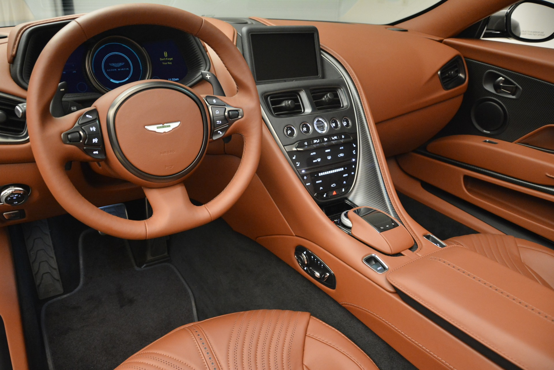 New 2019 Aston Martin DB11 Volante  For Sale In Westport, CT 2209_p26