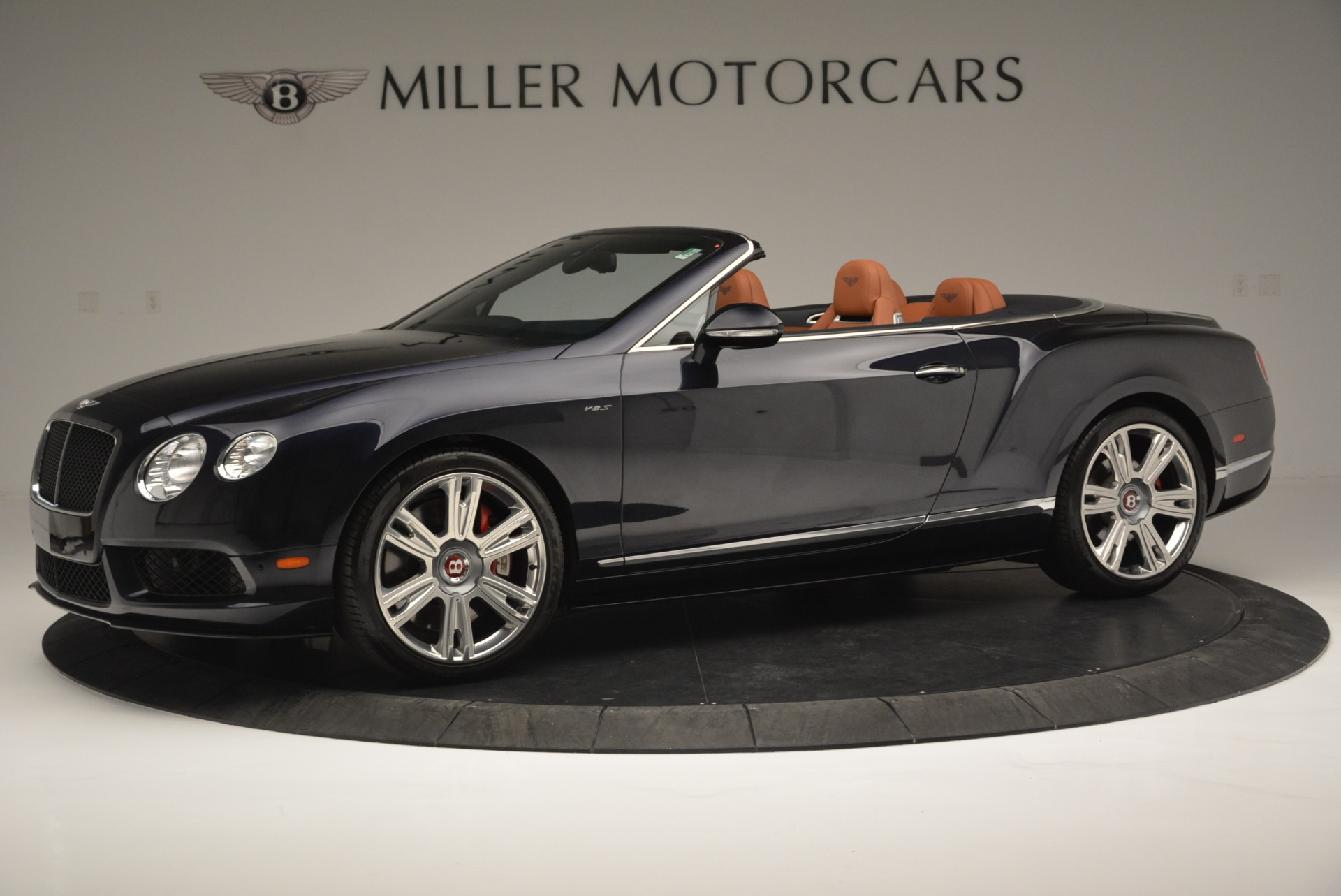 Used 2015 Bentley Continental GT V8 S For Sale In Westport, CT 2210_p2