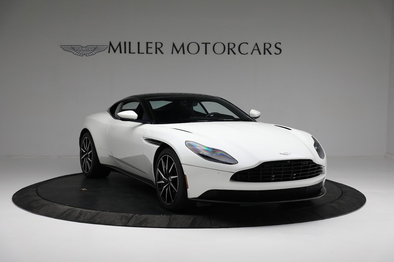 New 2018 Aston Martin DB11 V8 Coupe For Sale In Westport, CT 2211_p10