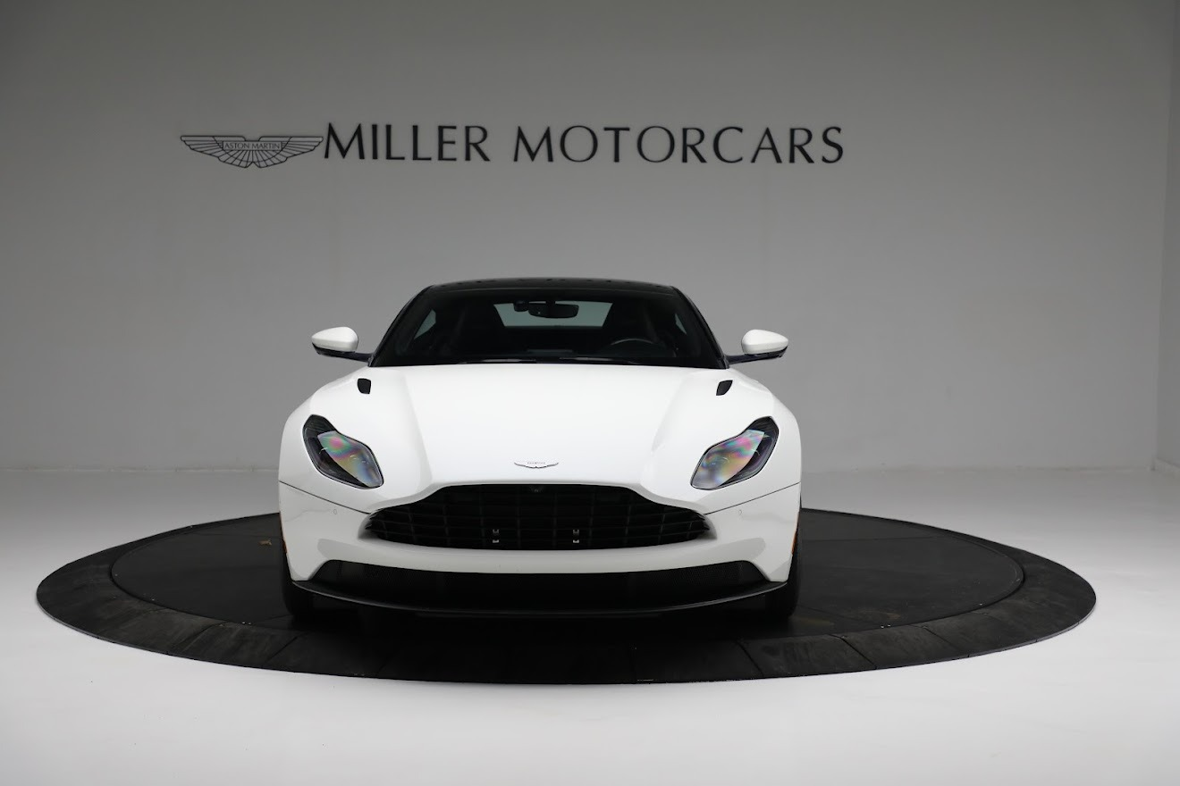 New 2018 Aston Martin DB11 V8 Coupe For Sale In Westport, CT 2211_p11