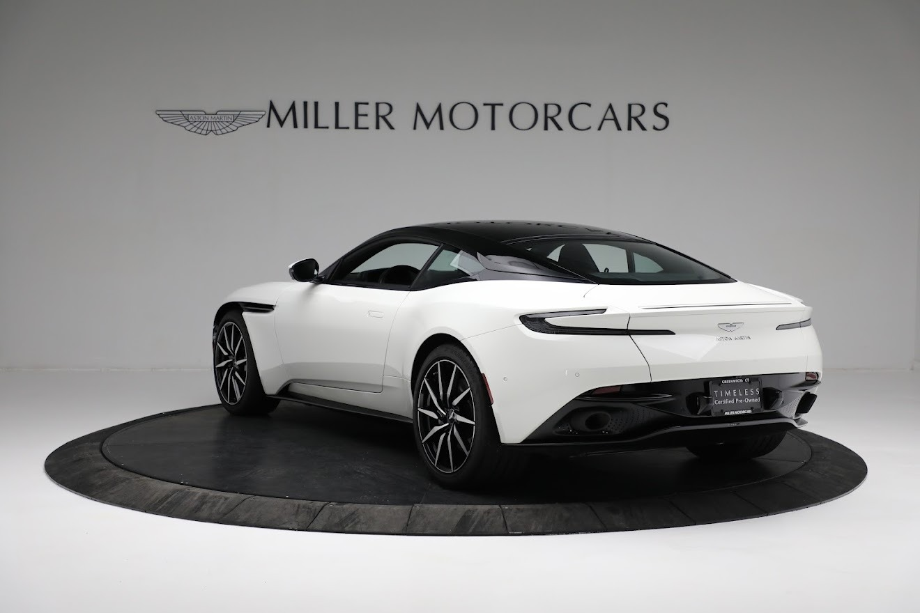 New 2018 Aston Martin DB11 V8 Coupe For Sale In Westport, CT 2211_p4