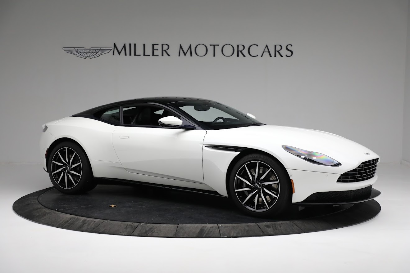 New 2018 Aston Martin DB11 V8 Coupe For Sale In Westport, CT 2211_p9