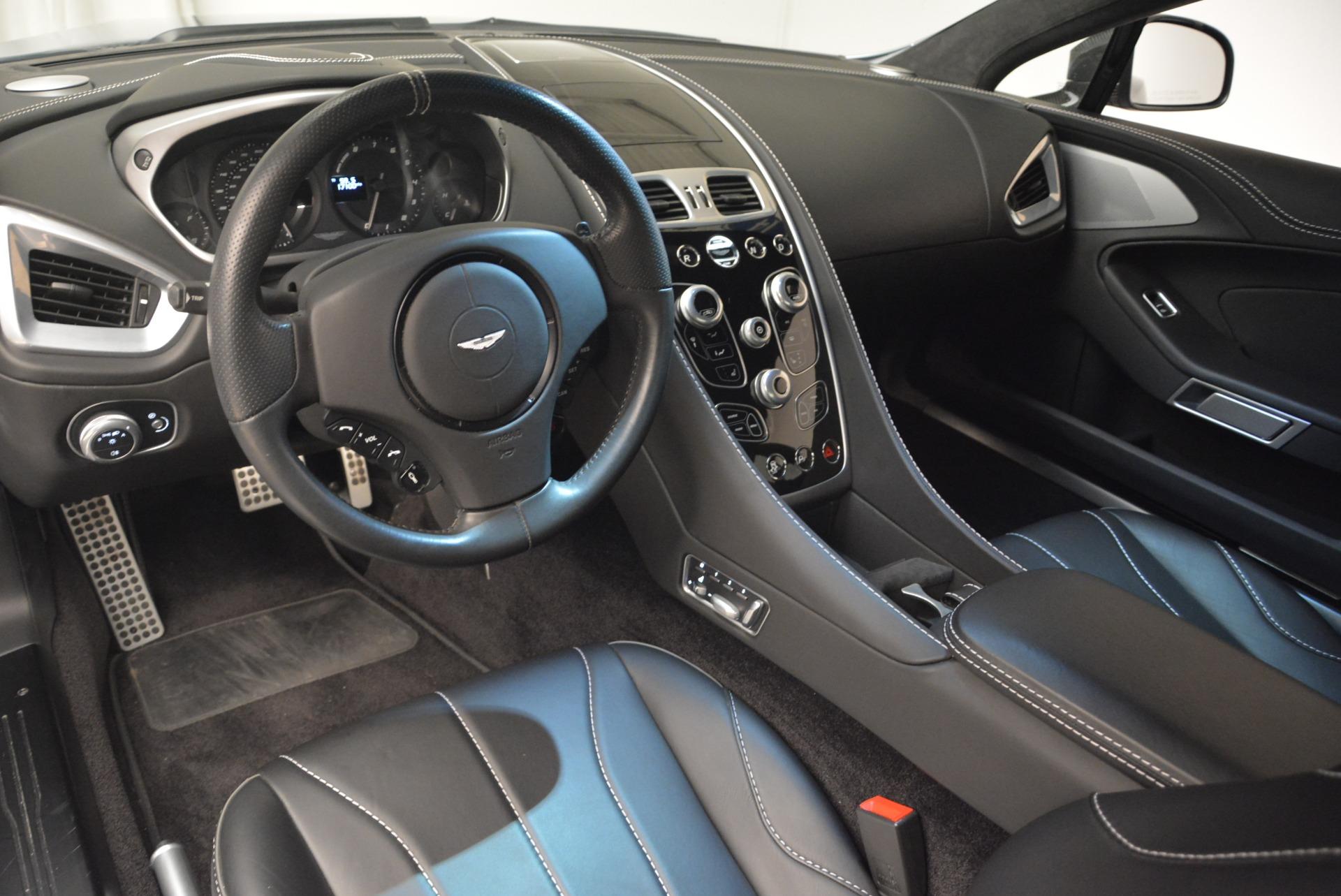 Used 2014 Aston Martin Vanquish  For Sale In Westport, CT 2212_p14
