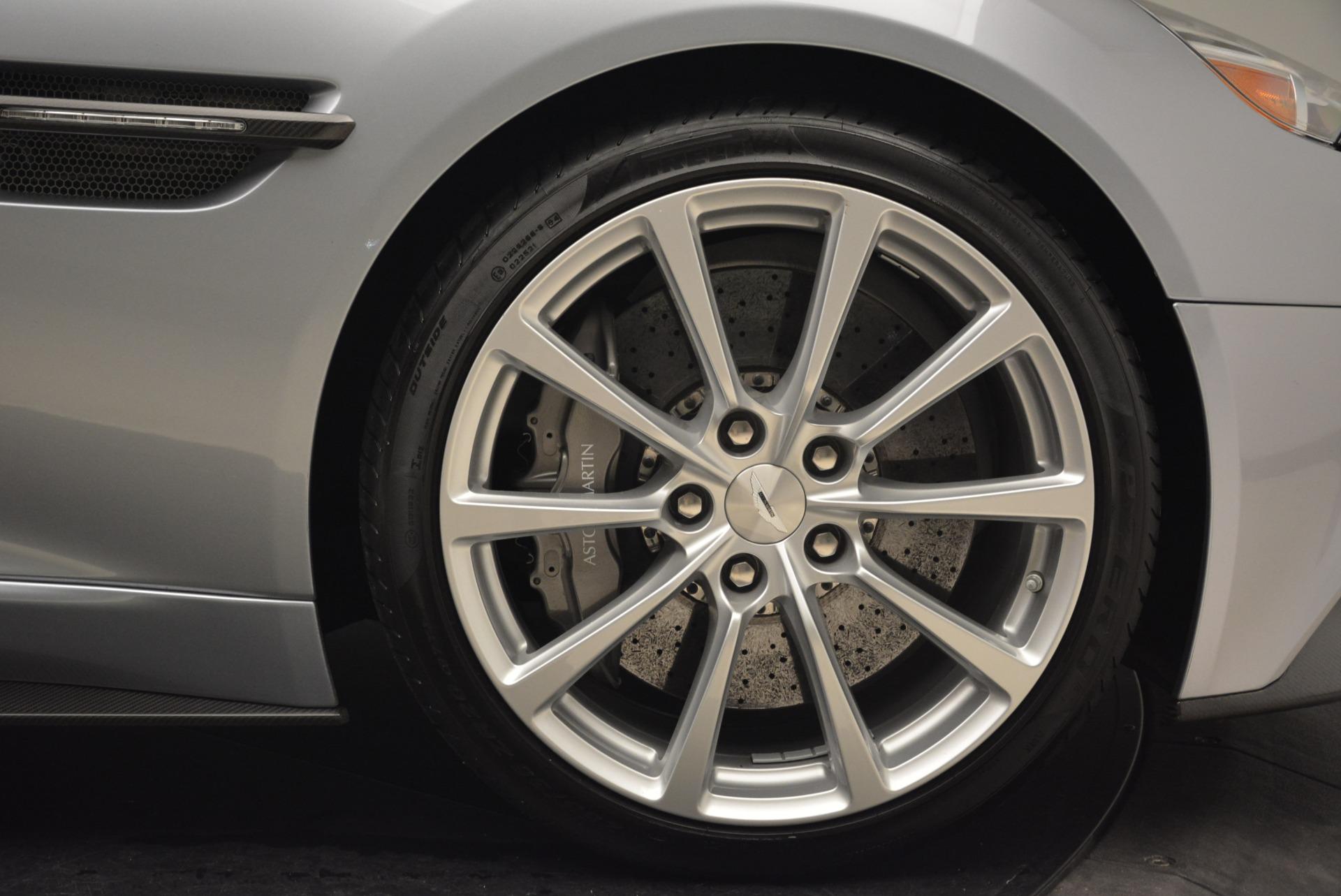 Used 2014 Aston Martin Vanquish  For Sale In Westport, CT 2212_p21