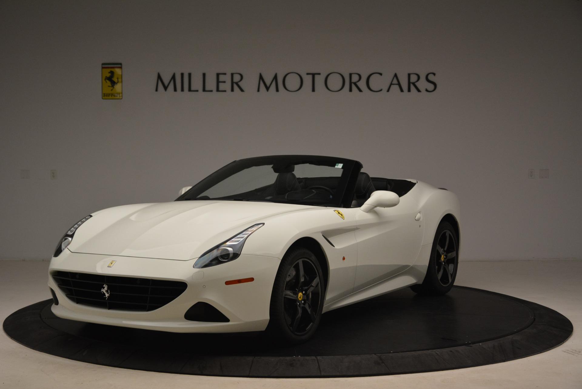 Used 2016 Ferrari California T  For Sale In Westport, CT 2213_main