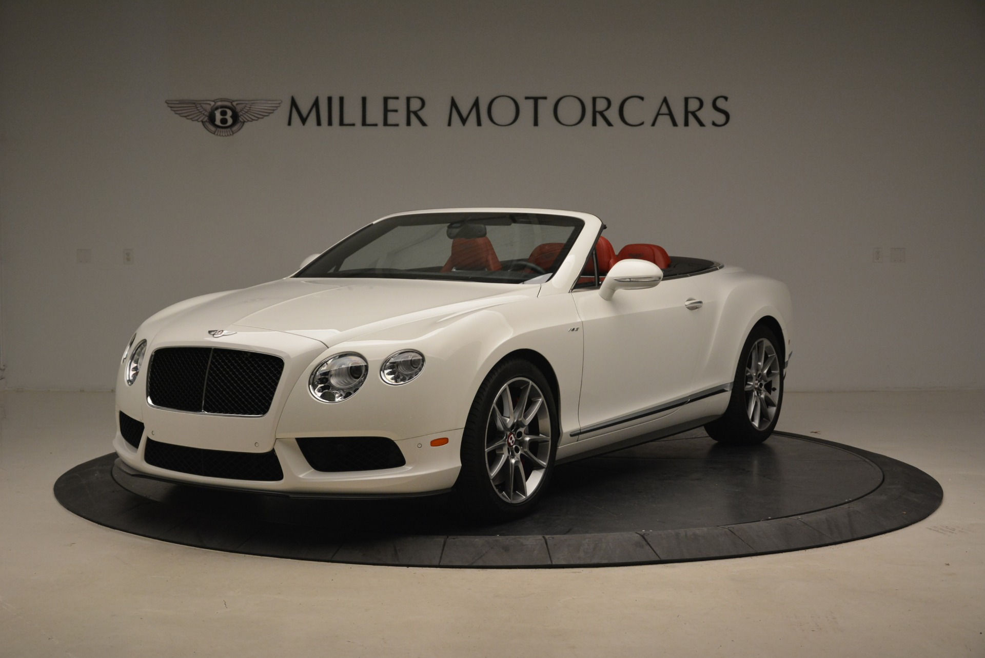 Used 2015 Bentley Continental GT V8 S For Sale In Westport, CT 2214_main