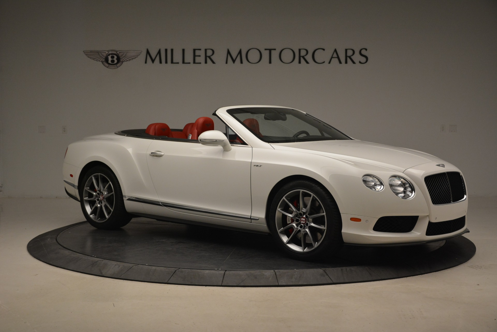 Used 2015 Bentley Continental GT V8 S For Sale In Westport, CT 2214_p10