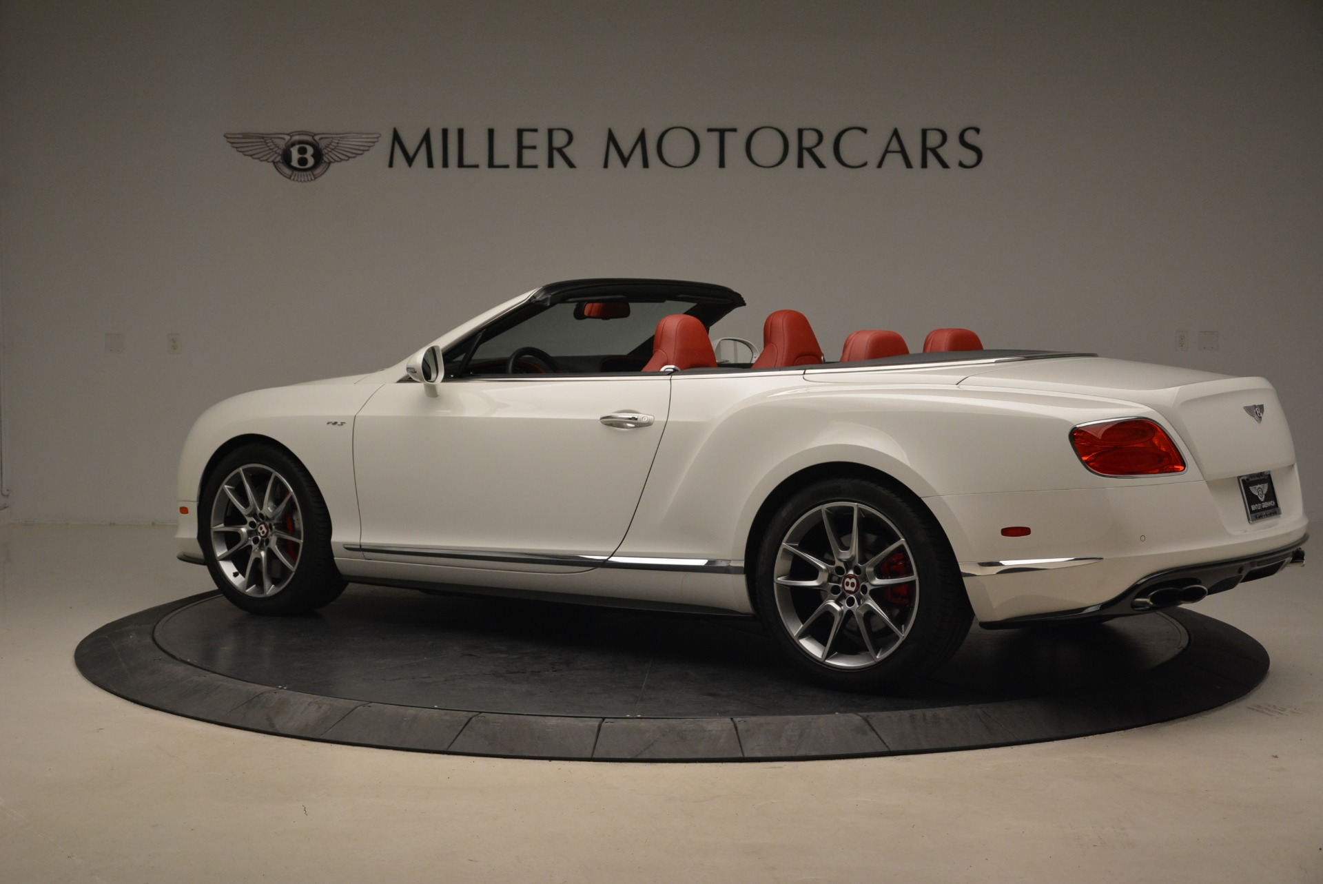 Used 2015 Bentley Continental GT V8 S For Sale In Westport, CT 2214_p4