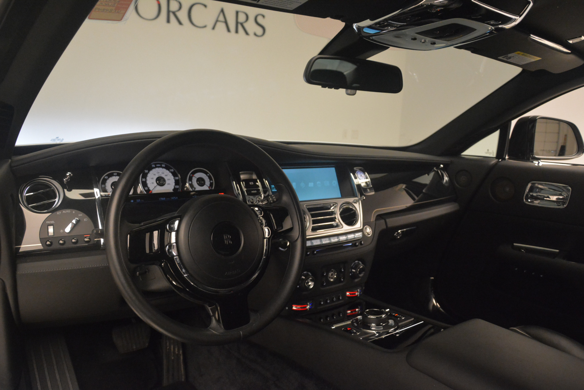 Used 2014 Rolls-Royce Wraith  For Sale In Westport, CT 2216_p19