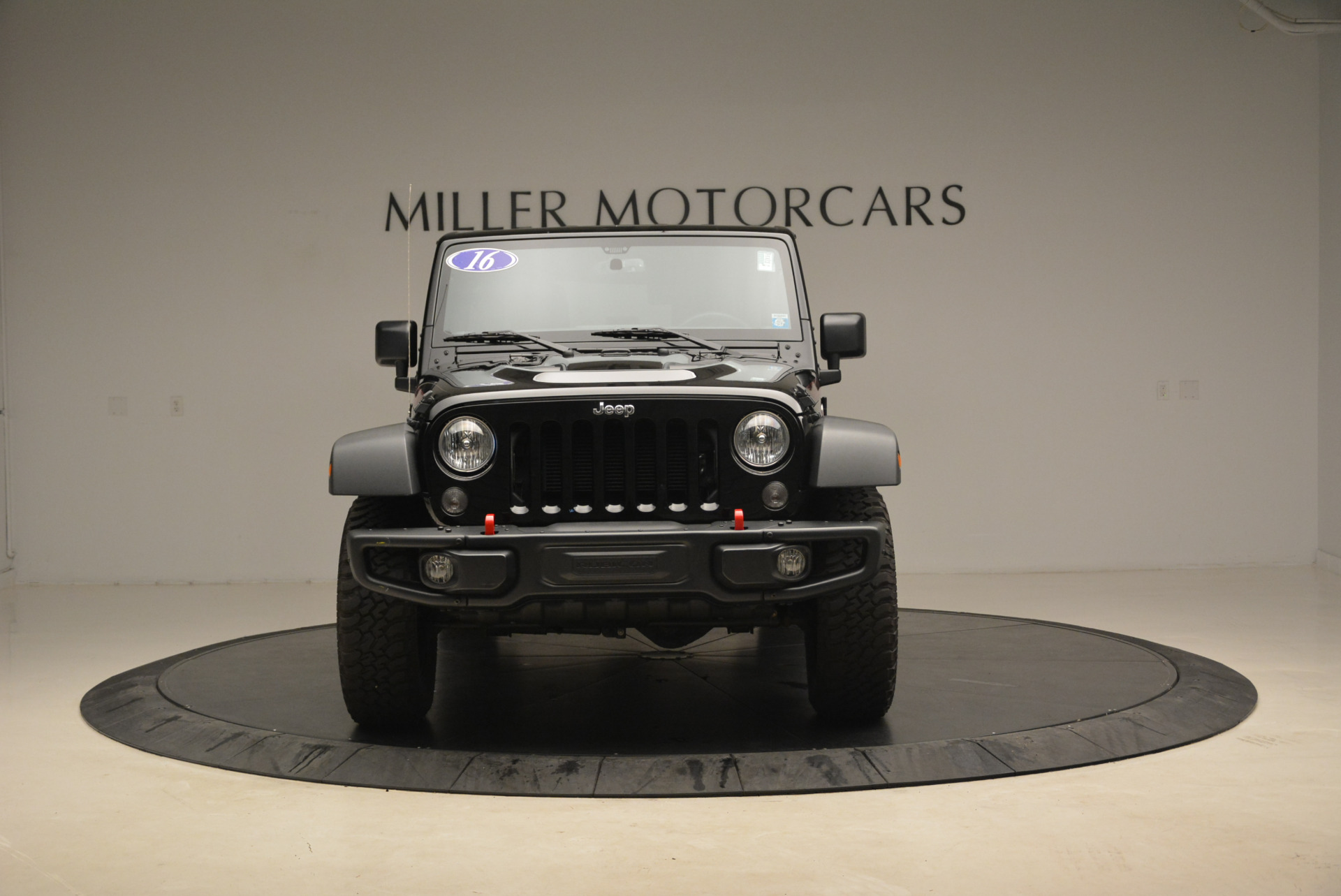 Used 2016 Jeep Wrangler Unlimited Rubicon For Sale In Westport, CT 2218_p12