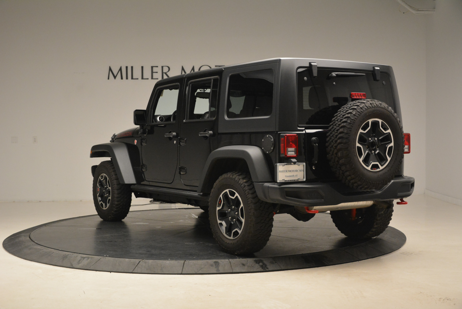 Used 2016 Jeep Wrangler Unlimited Rubicon For Sale In Westport, CT 2218_p5