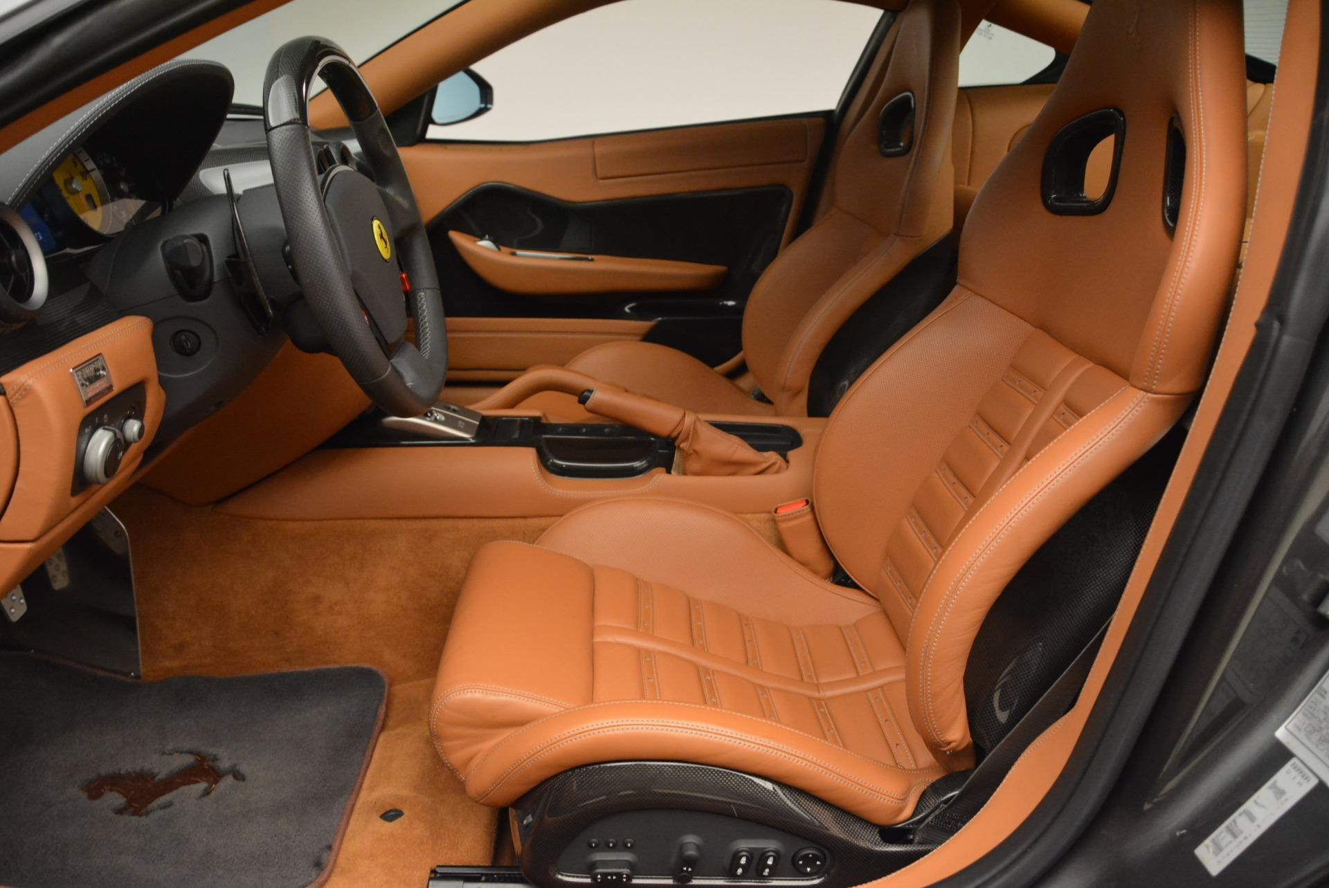 Used 2010 Ferrari 599 GTB Fiorano  For Sale In Westport, CT 2219_p14