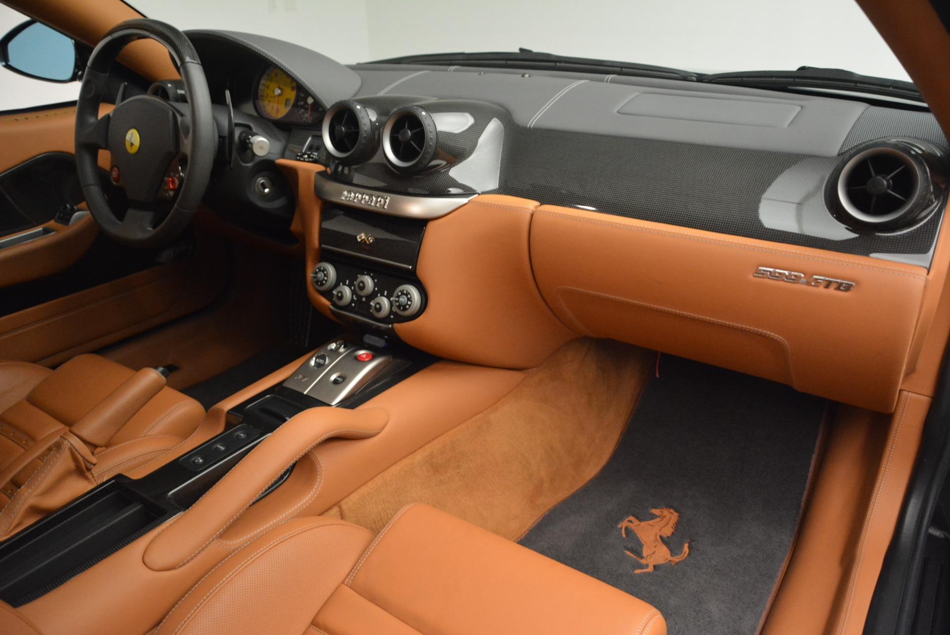 Used 2010 Ferrari 599 GTB Fiorano  For Sale In Westport, CT 2219_p17