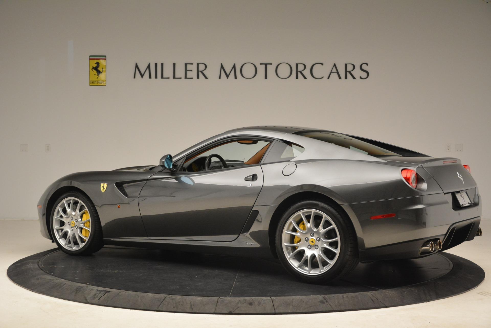Used 2010 Ferrari 599 GTB Fiorano  For Sale In Westport, CT 2219_p4