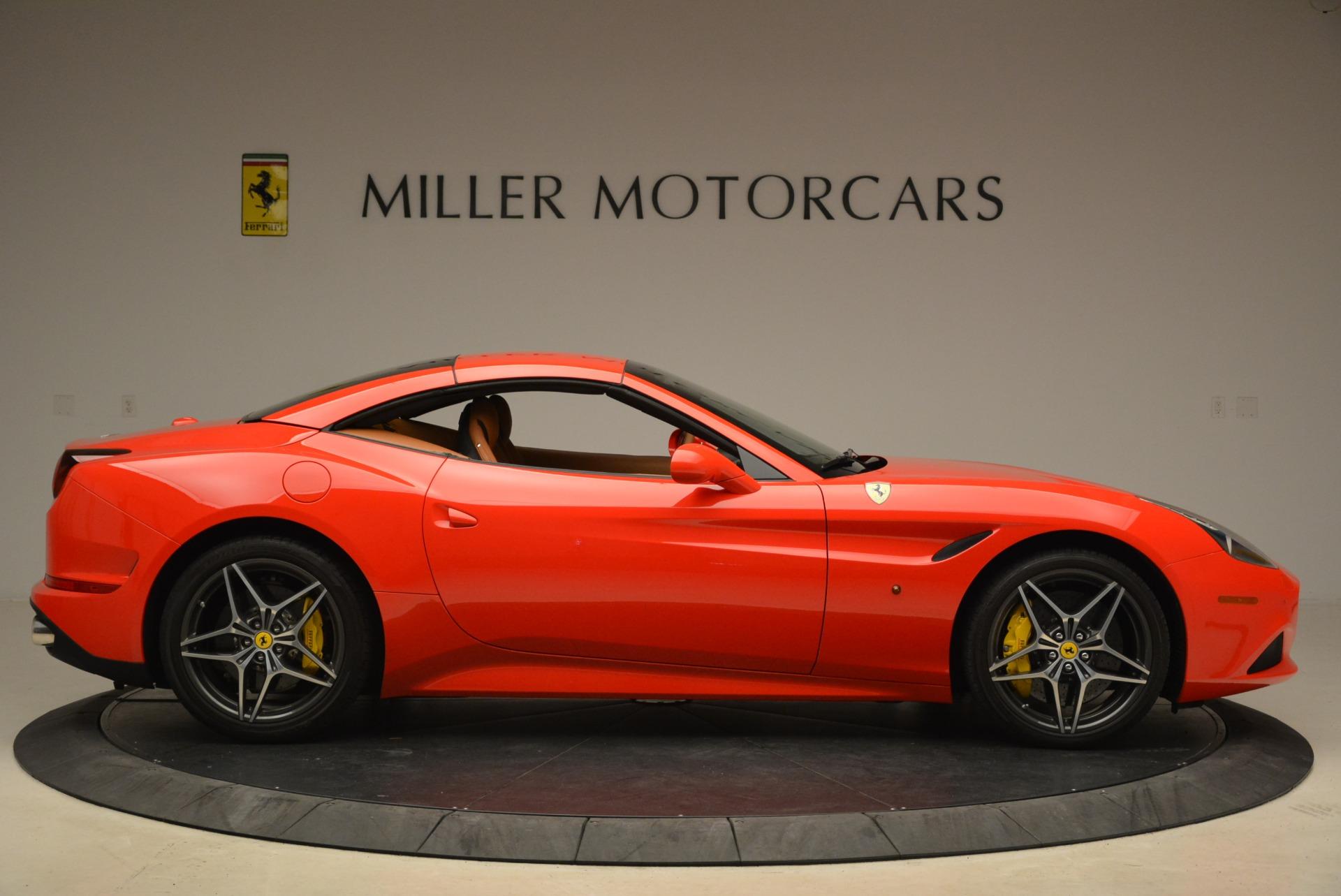 Used 2015 Ferrari California T  For Sale In Westport, CT 2221_p21