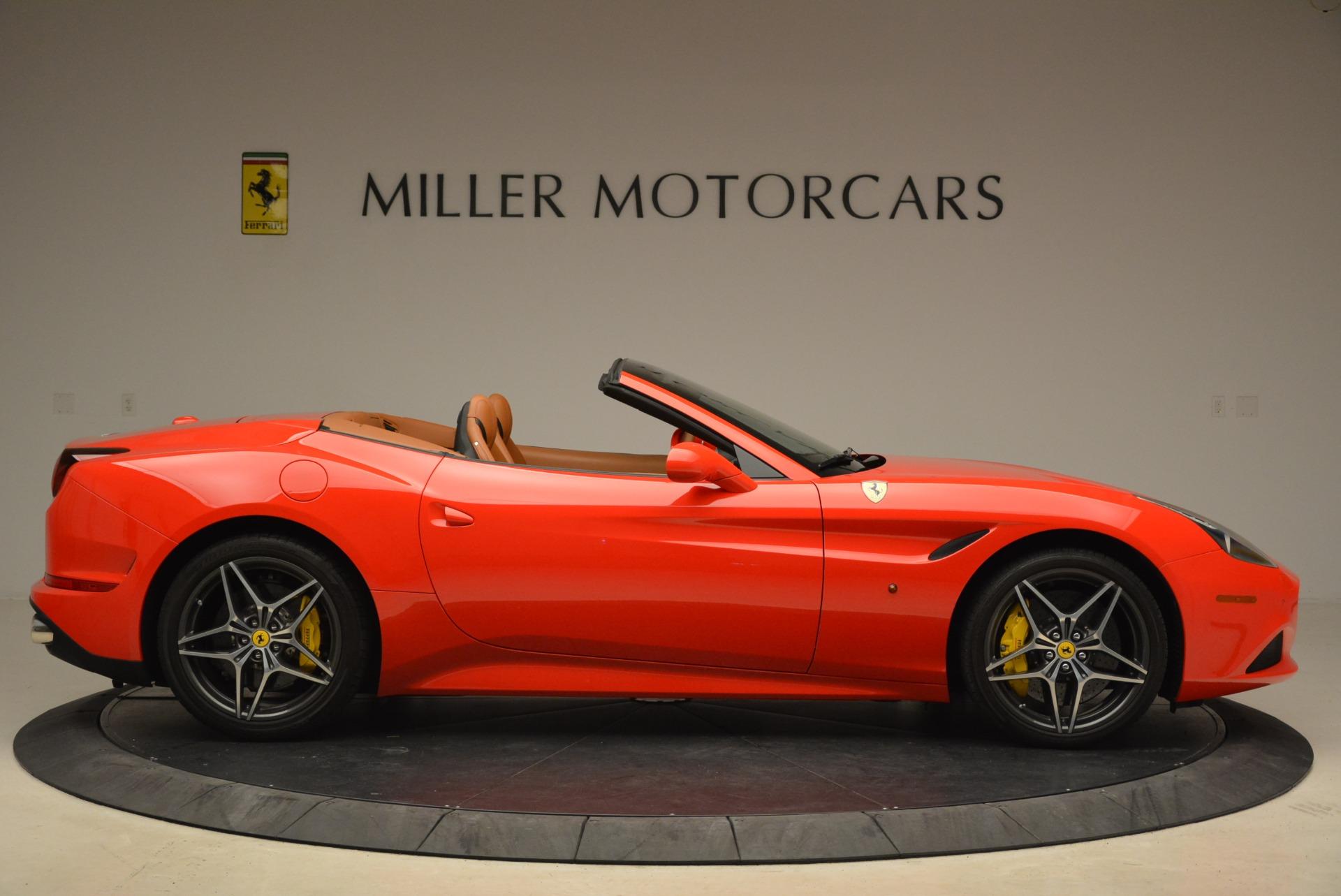 Used 2015 Ferrari California T  For Sale In Westport, CT 2221_p9