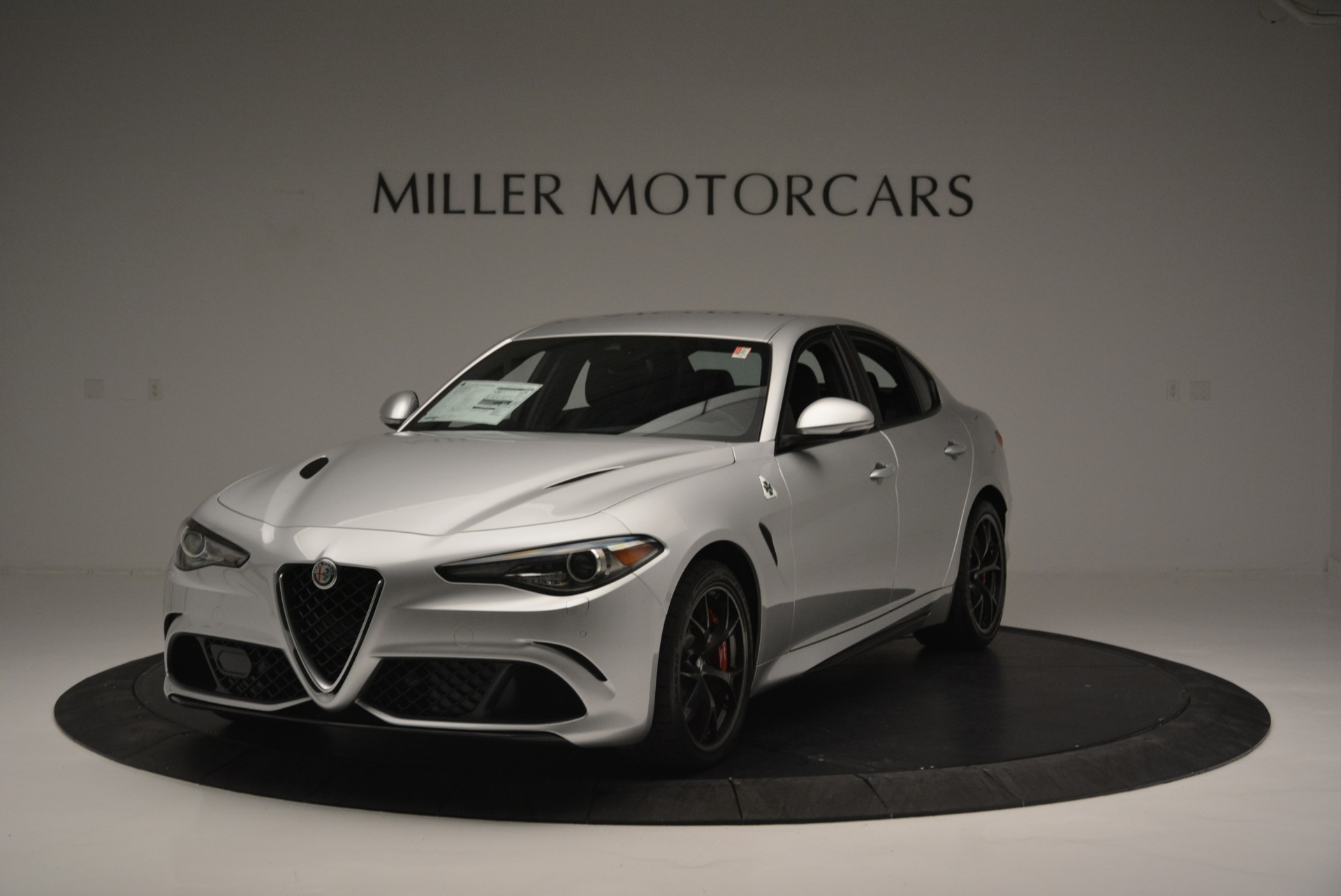 New 2018 Alfa Romeo Giulia Quadrifoglio For Sale In Westport, CT 2222_main