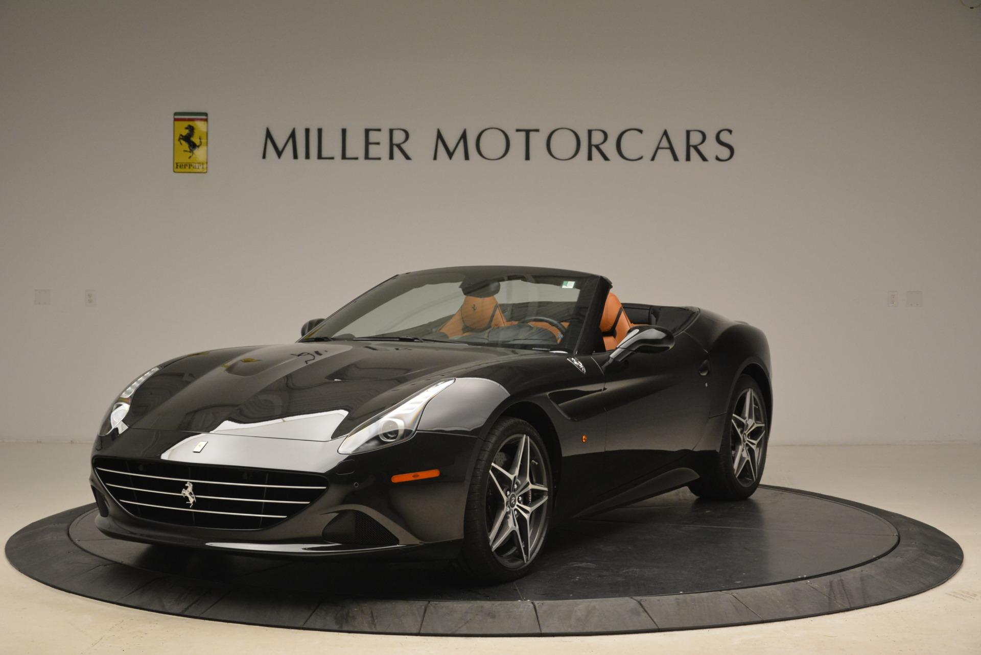 Used 2015 Ferrari California T  For Sale In Westport, CT 2224_main
