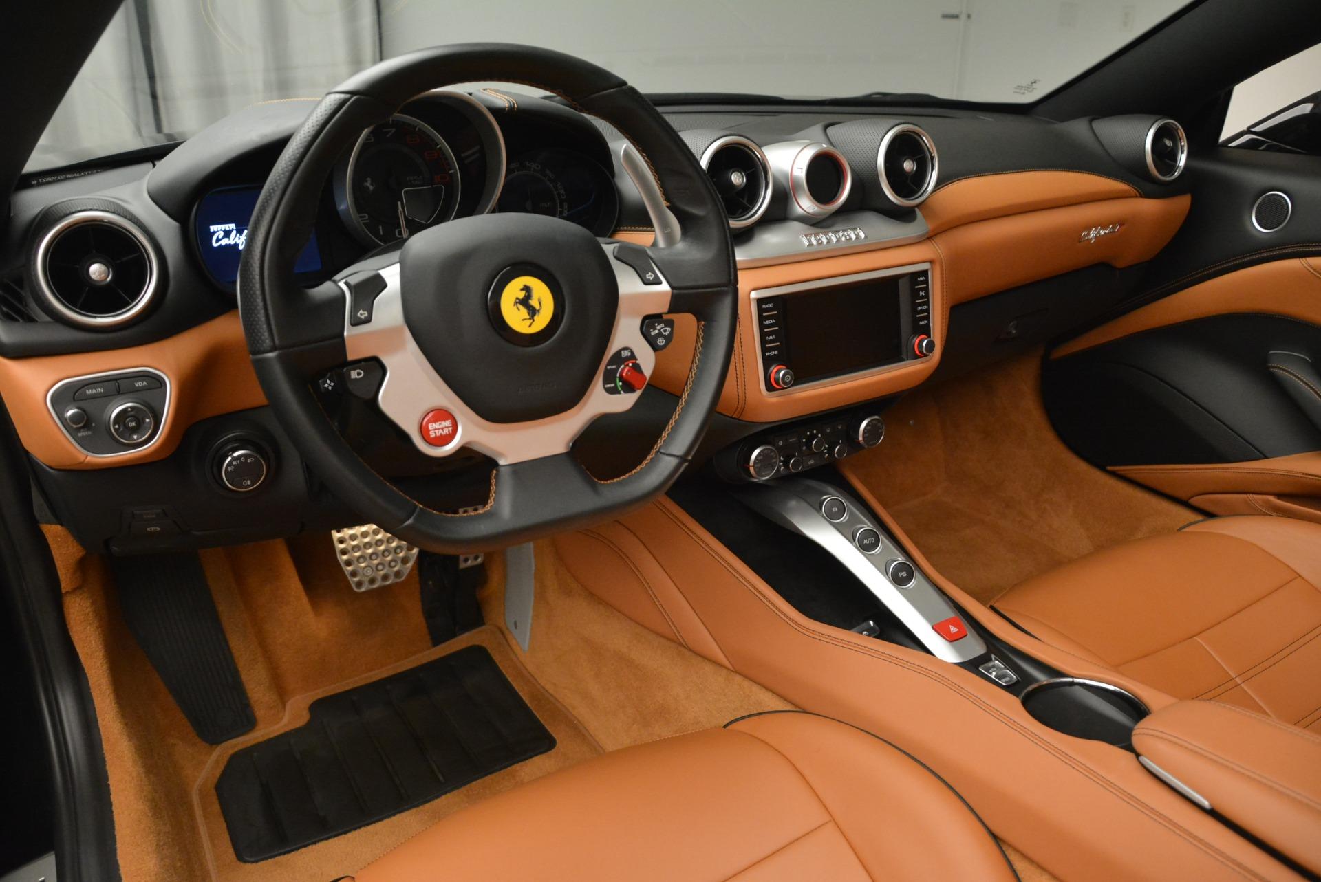 Used 2015 Ferrari California T  For Sale In Westport, CT 2224_p25