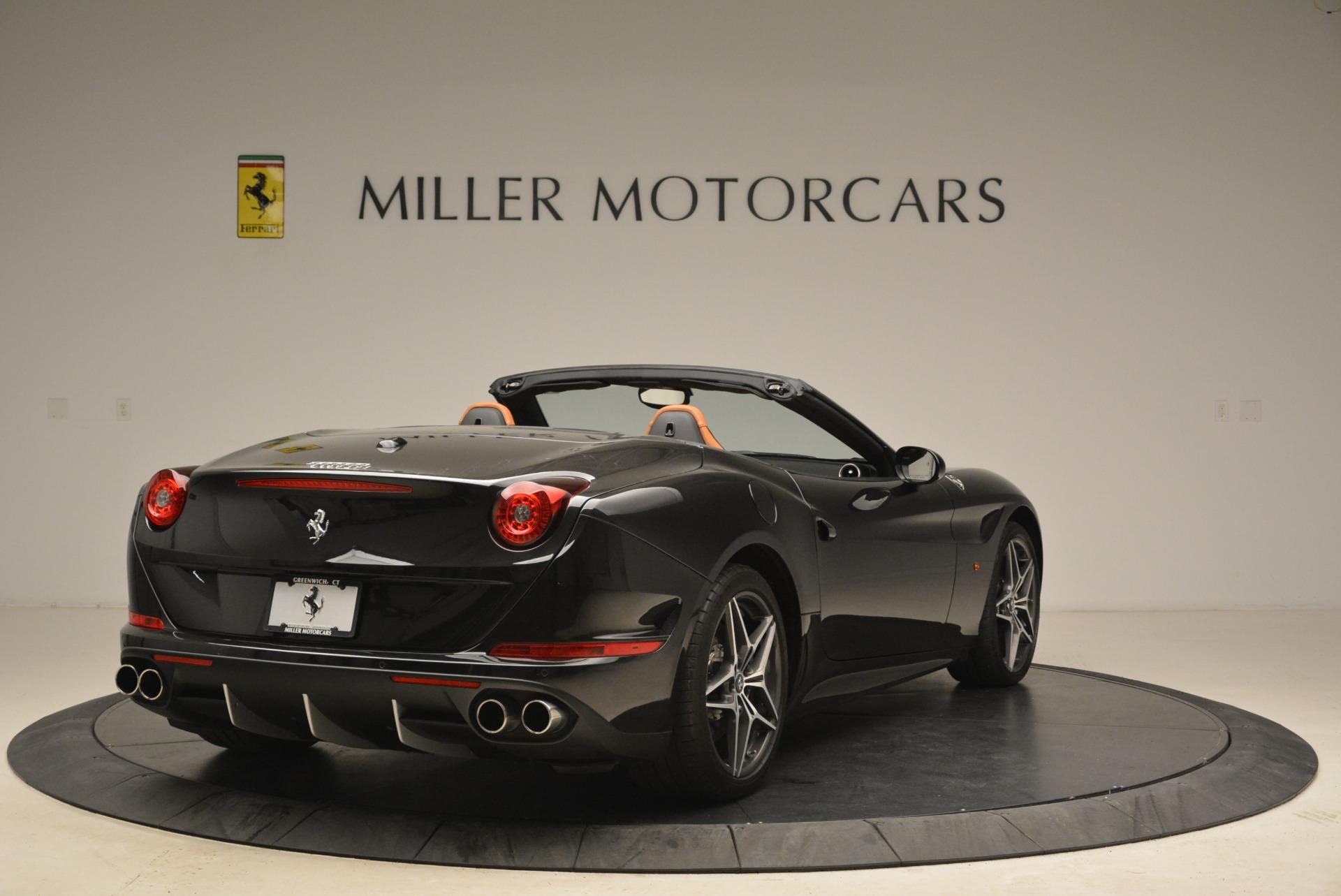 Used 2015 Ferrari California T  For Sale In Westport, CT 2224_p7