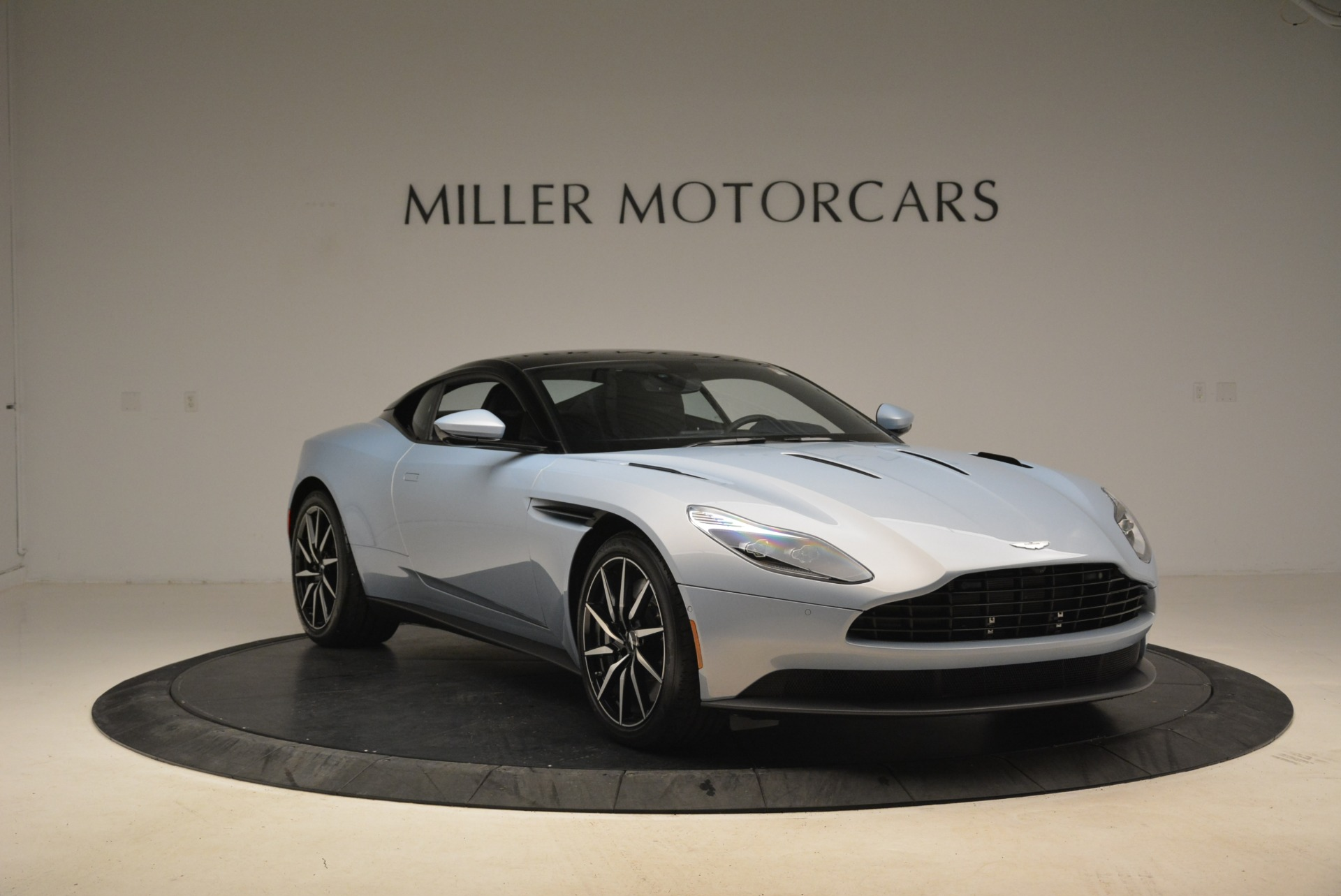 New 2018 Aston Martin DB11 V12 For Sale In Westport, CT 2225_p11