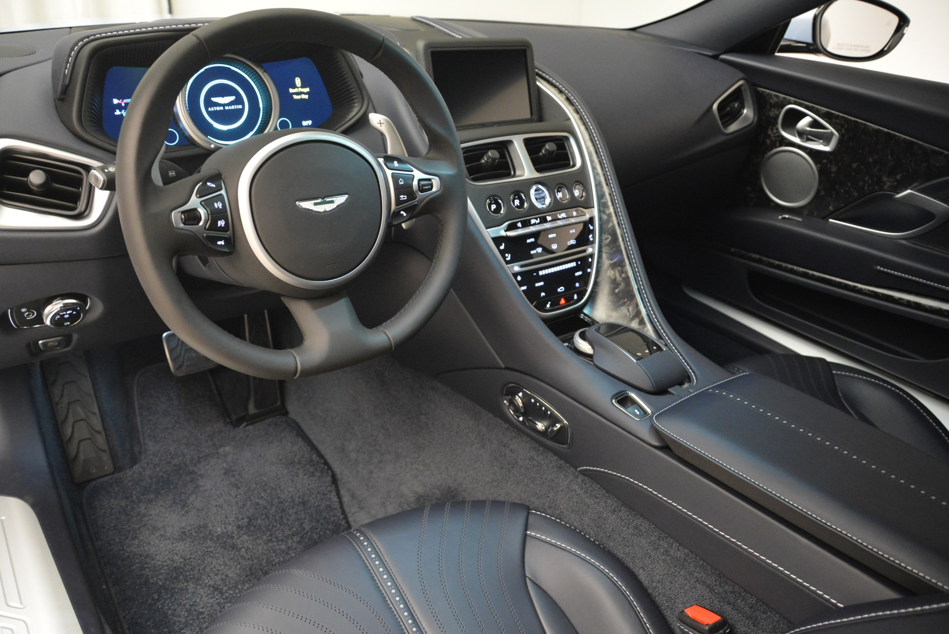 New 2018 Aston Martin DB11 V12 For Sale In Westport, CT 2225_p14