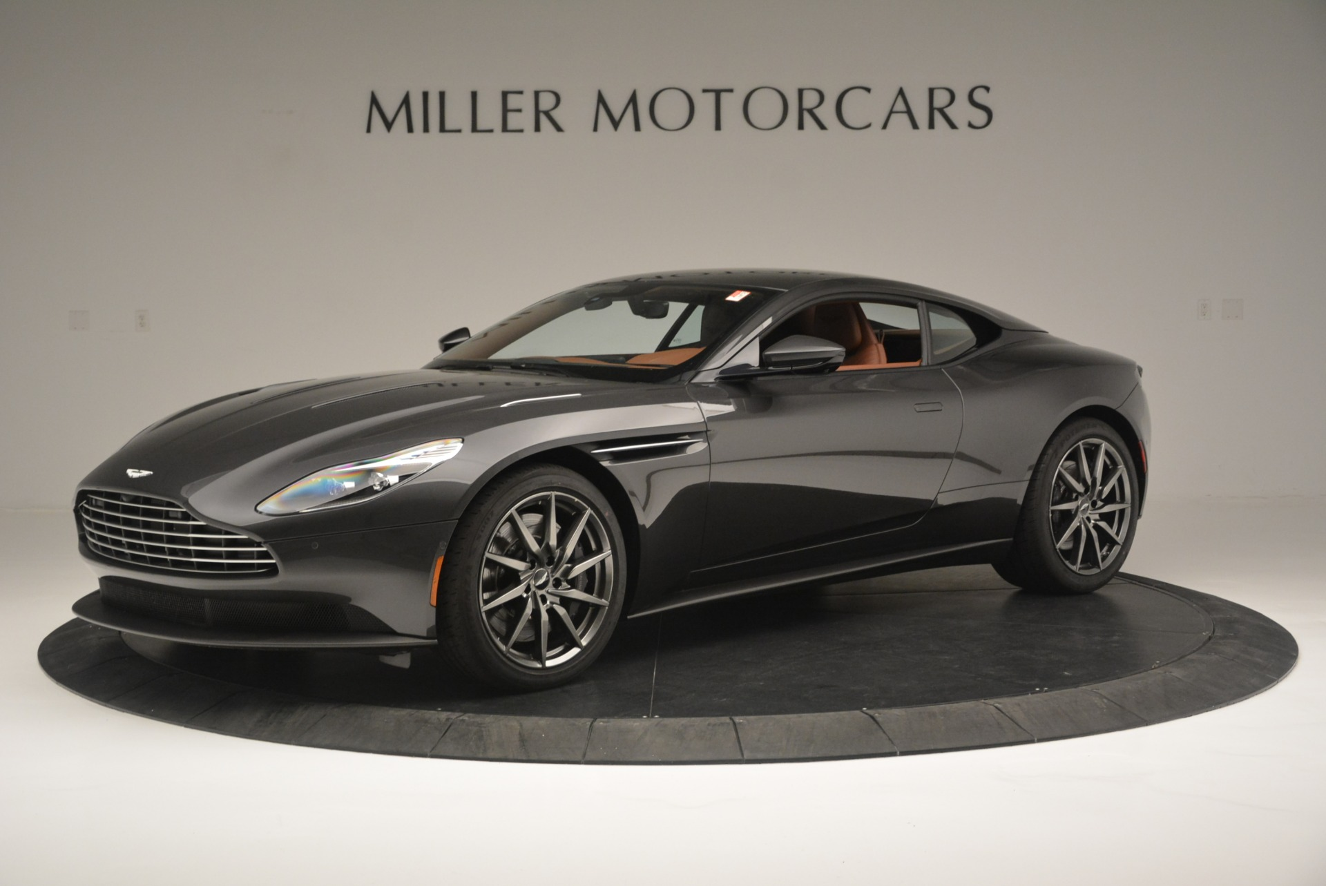 New 2018 Aston Martin DB11 V12 Coupe For Sale In Westport, CT 2226_p2