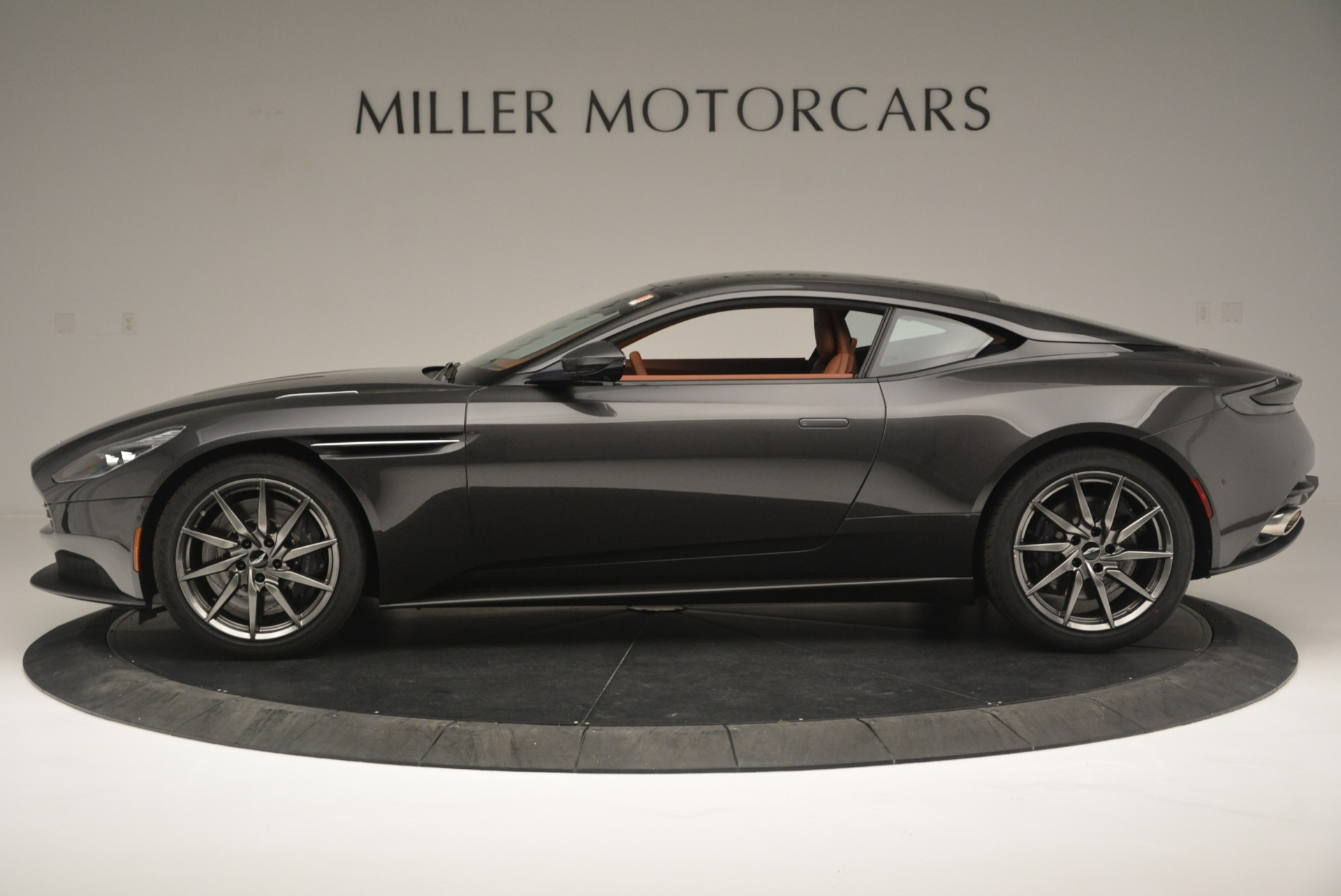 New 2018 Aston Martin DB11 V12 Coupe For Sale In Westport, CT 2226_p3
