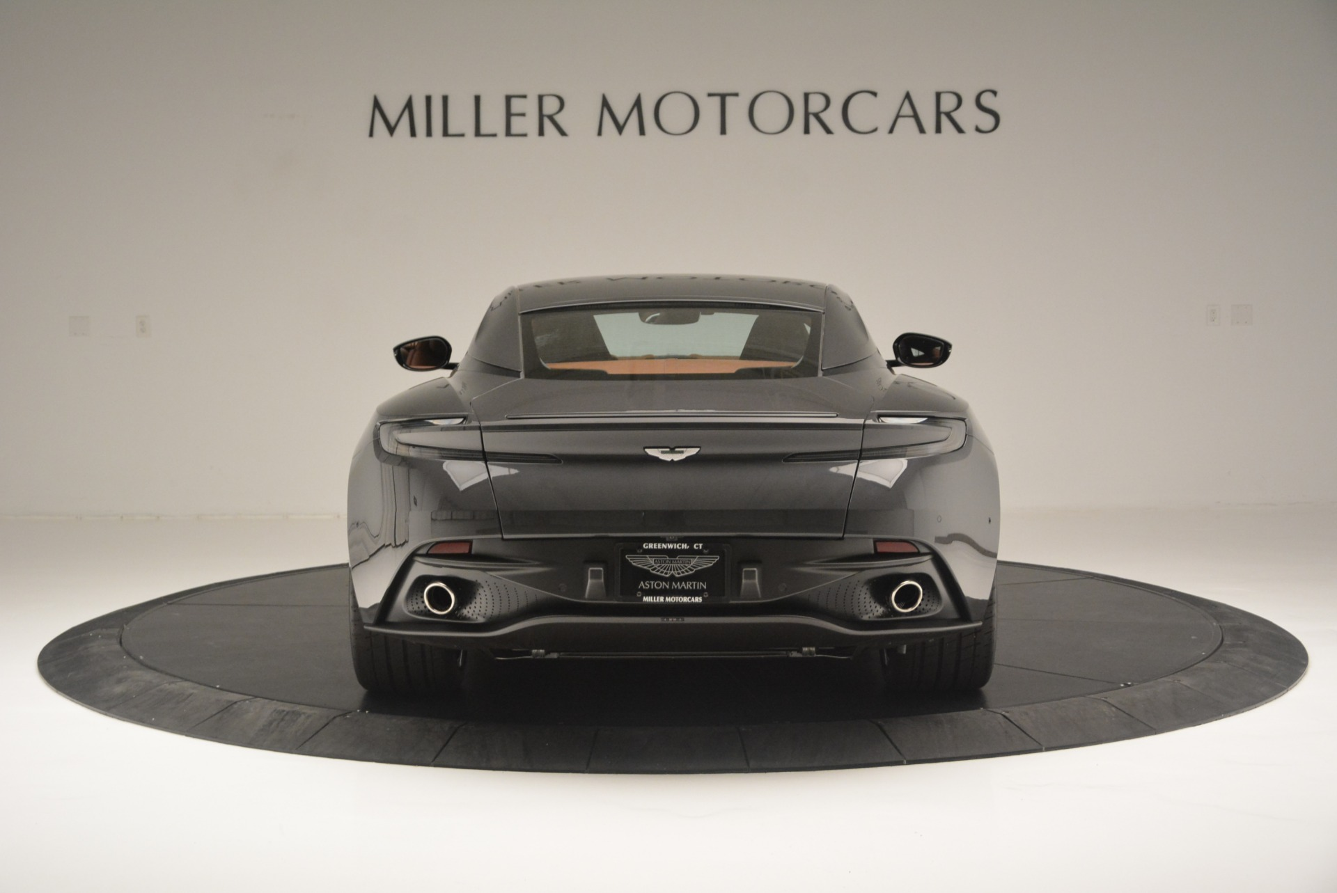 New 2018 Aston Martin DB11 V12 Coupe For Sale In Westport, CT 2226_p6