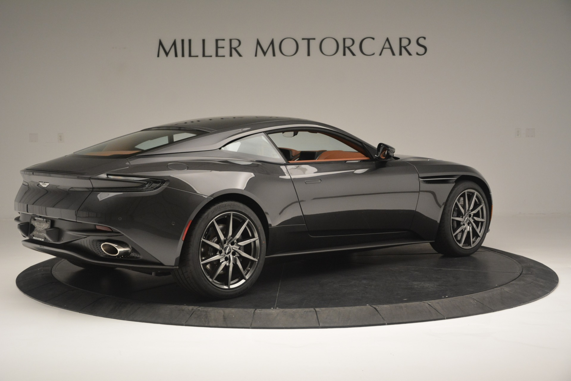 New 2018 Aston Martin DB11 V12 Coupe For Sale In Westport, CT 2226_p8