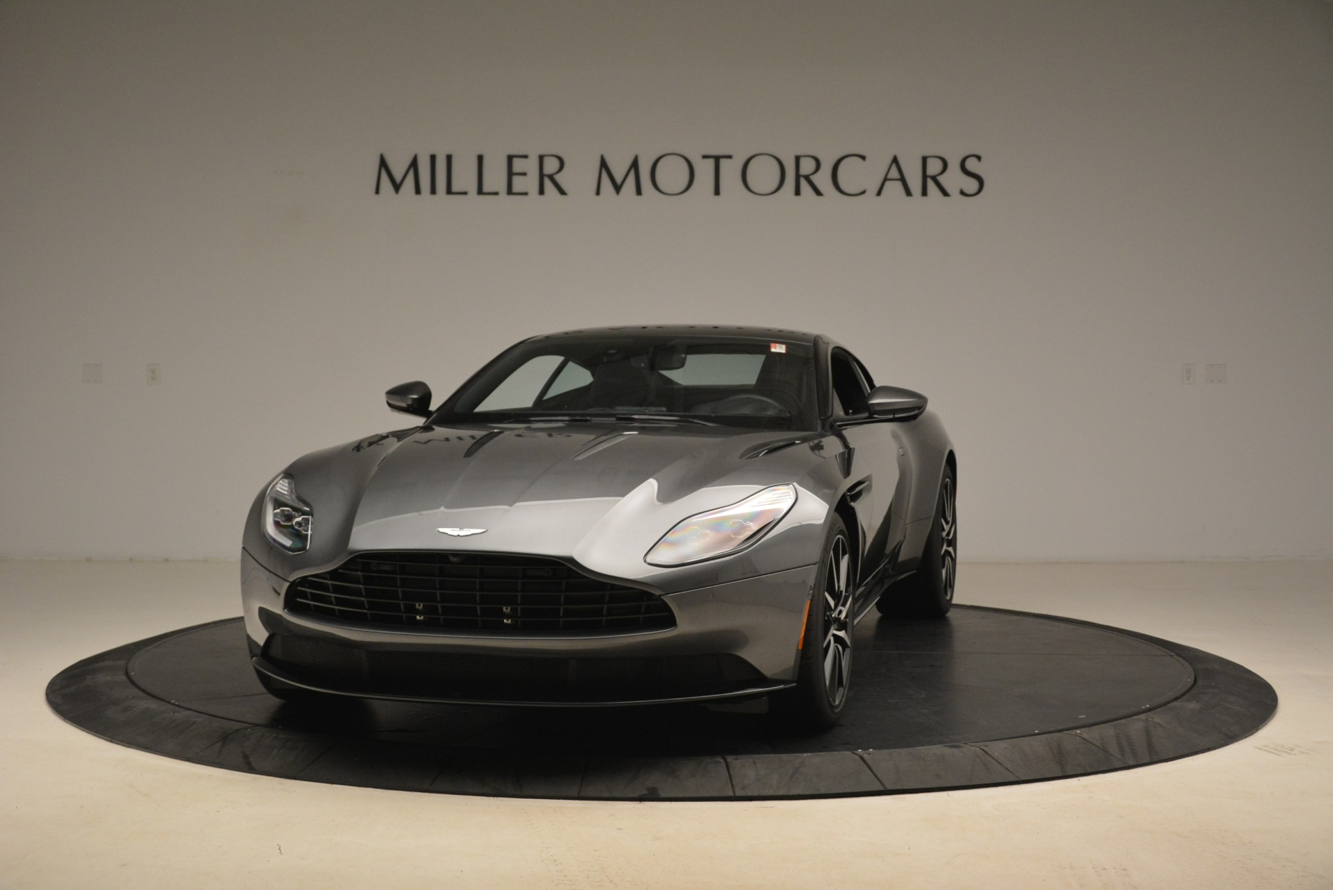 New 2018 Aston Martin DB11 V12 Coupe For Sale In Westport, CT 2228_main