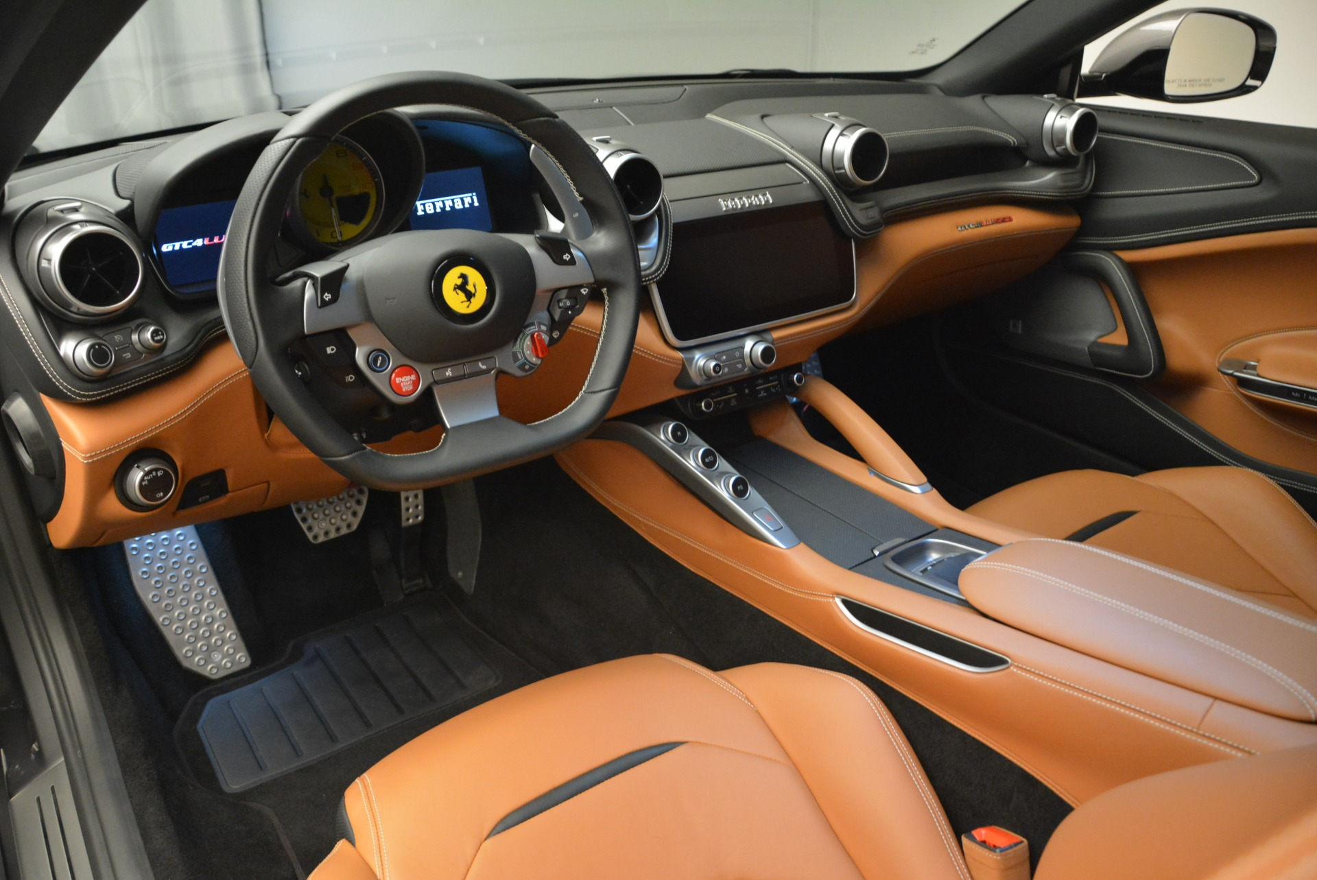 Used 2017 Ferrari GTC4Lusso  For Sale In Westport, CT 2229_p13