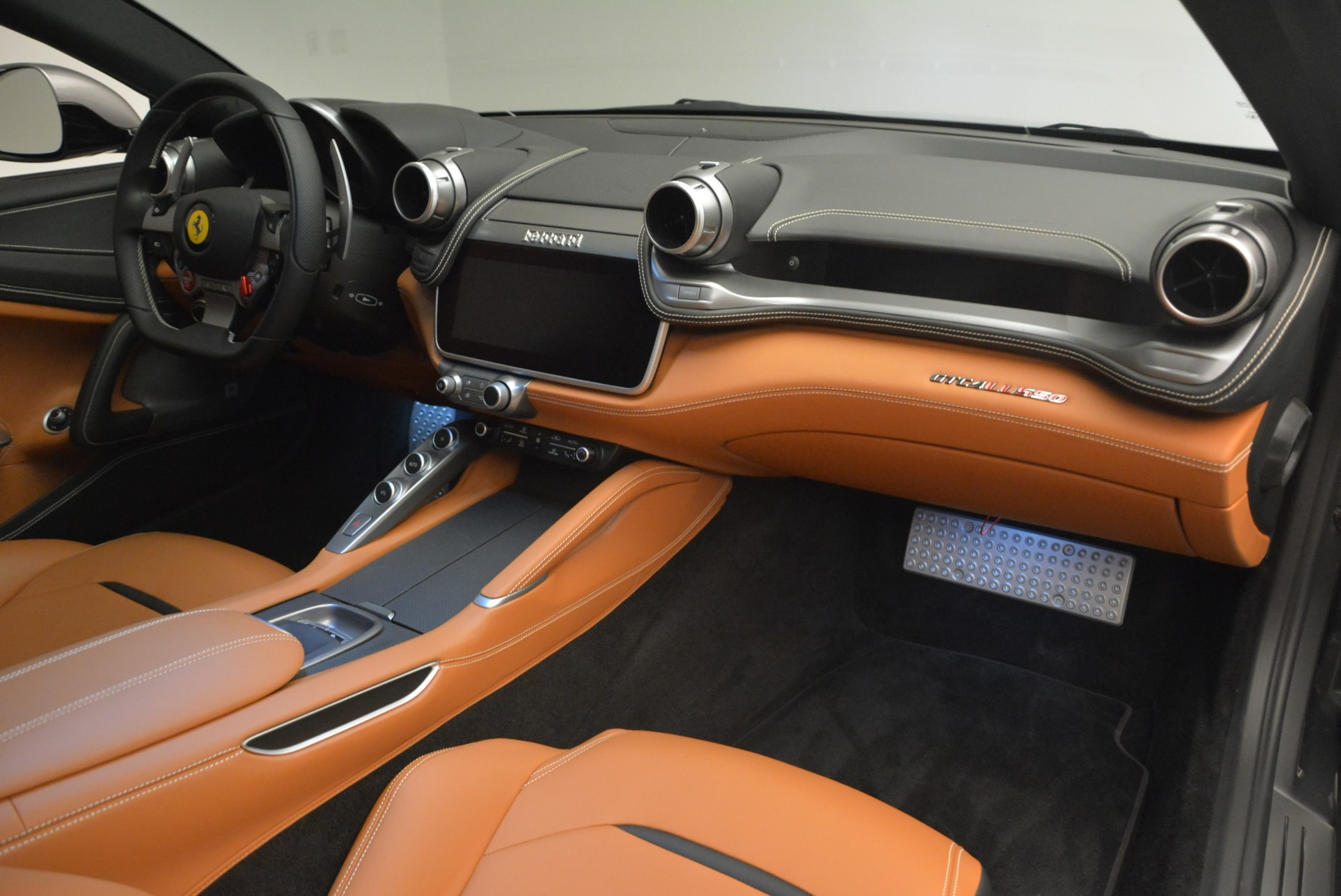Used 2017 Ferrari GTC4Lusso  For Sale In Westport, CT 2229_p18