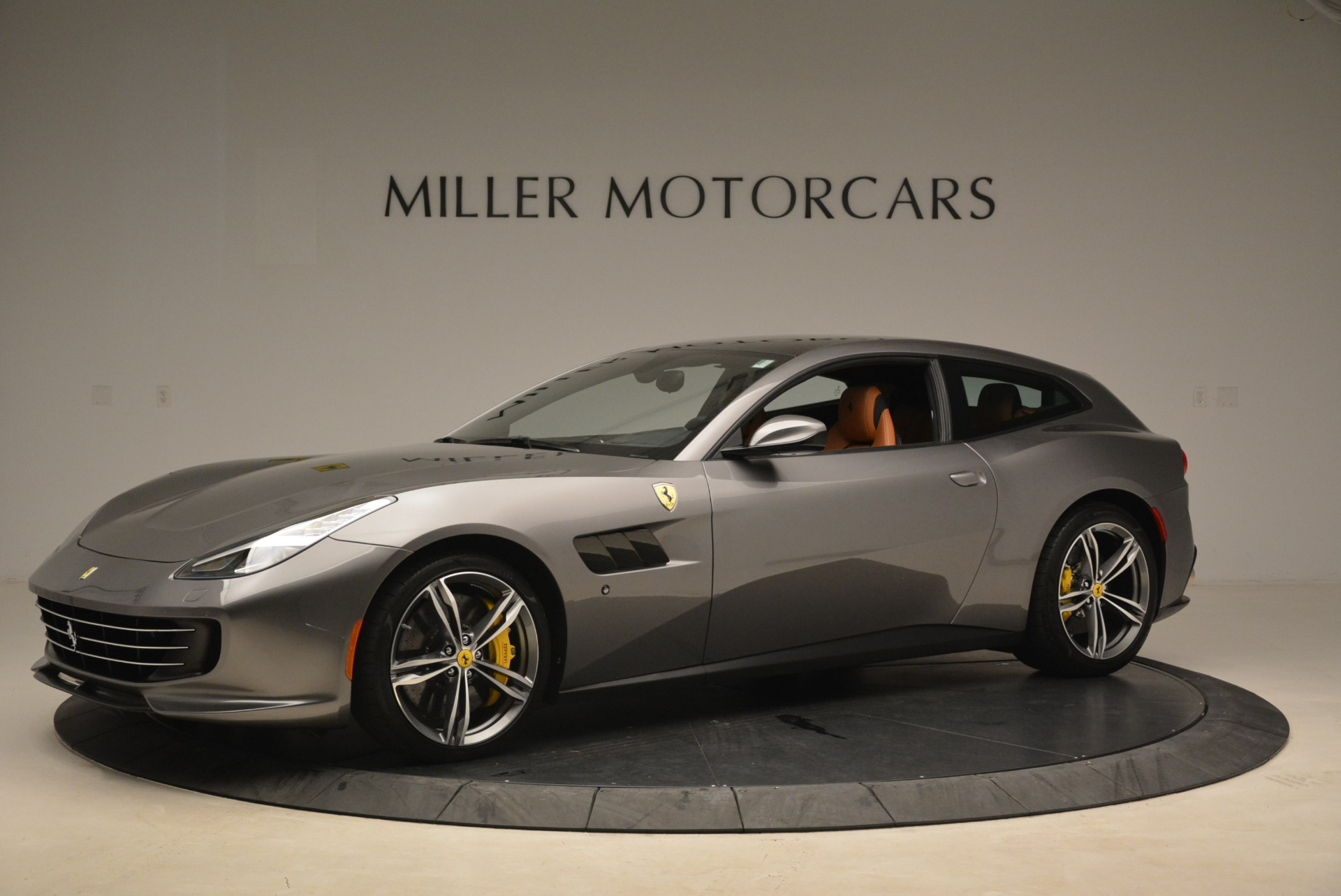 Used 2017 Ferrari GTC4Lusso  For Sale In Westport, CT 2229_p2
