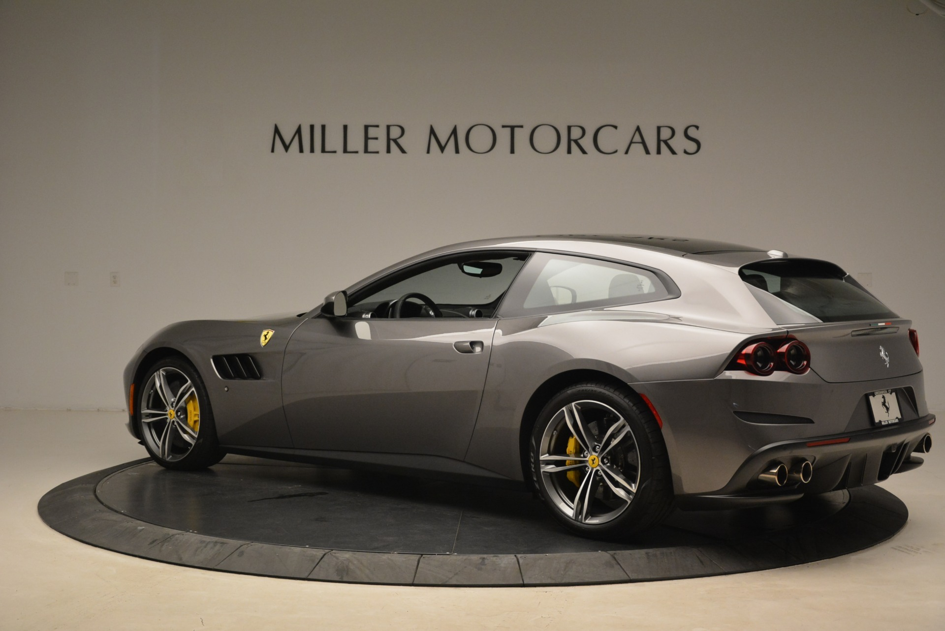 Used 2017 Ferrari GTC4Lusso  For Sale In Westport, CT 2229_p4