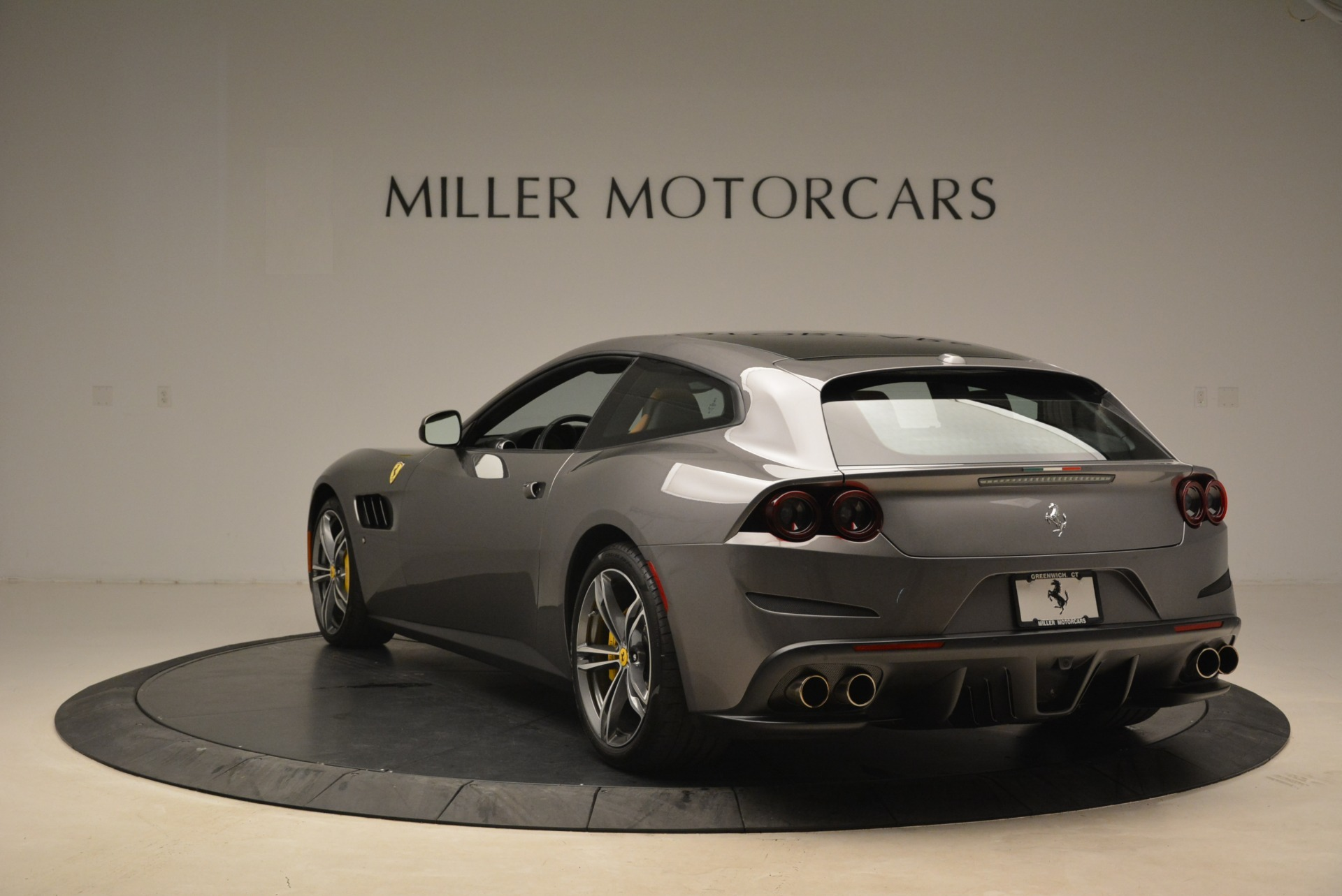 Used 2017 Ferrari GTC4Lusso  For Sale In Westport, CT 2229_p5