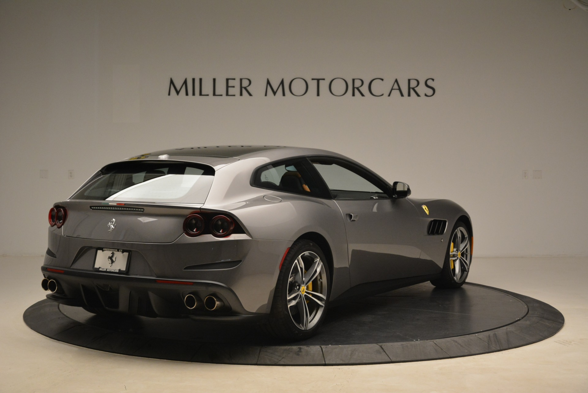 Used 2017 Ferrari GTC4Lusso  For Sale In Westport, CT 2229_p7