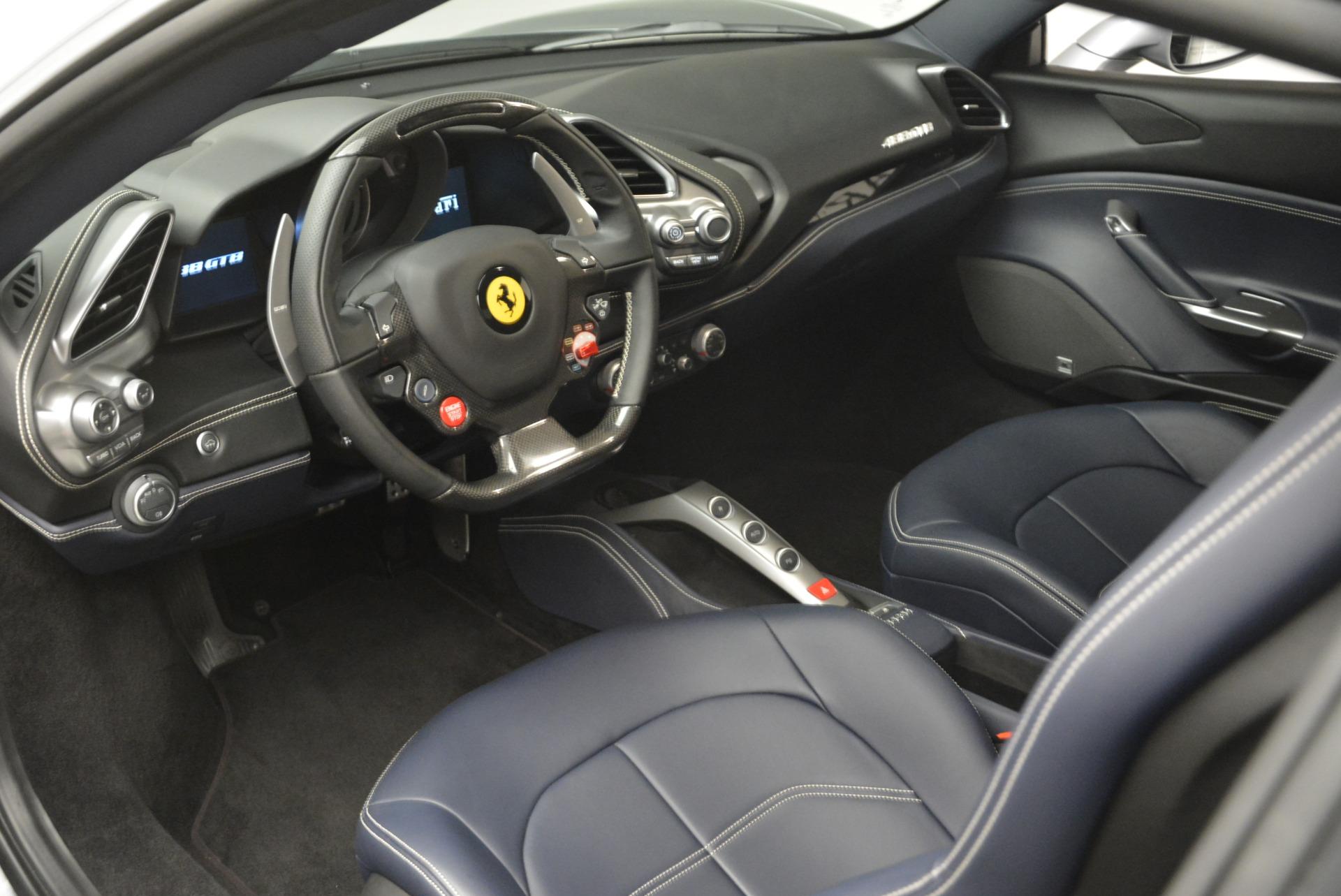 Used 2017 Ferrari 488 GTB  For Sale In Westport, CT 2235_p14